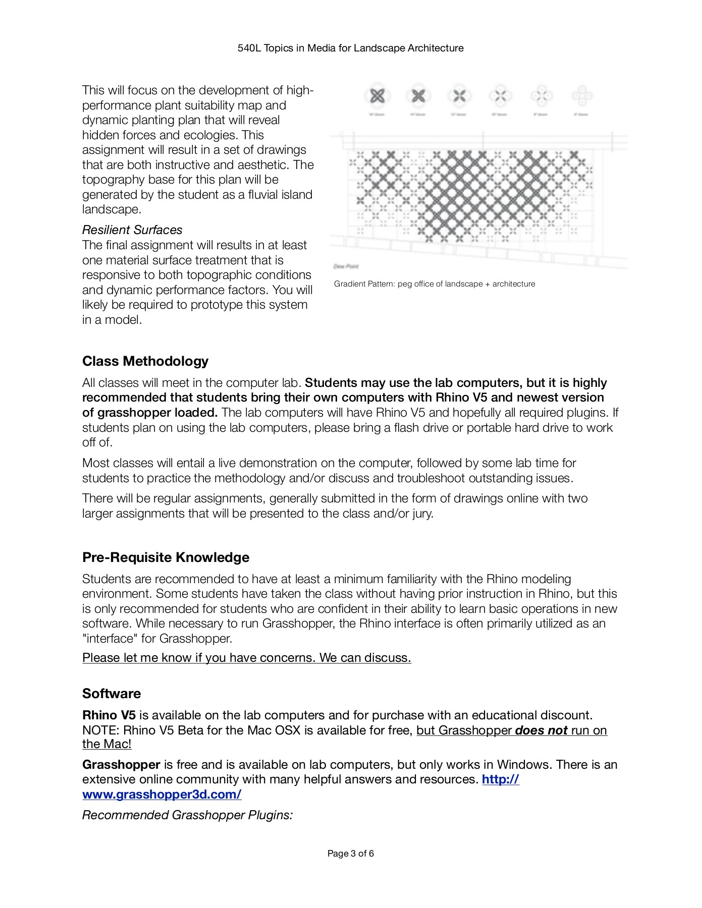 Grasshopper For Landscape Architecture Resilient Surfaces Flip Ebook Pages 1 6 Anyflip Anyflip