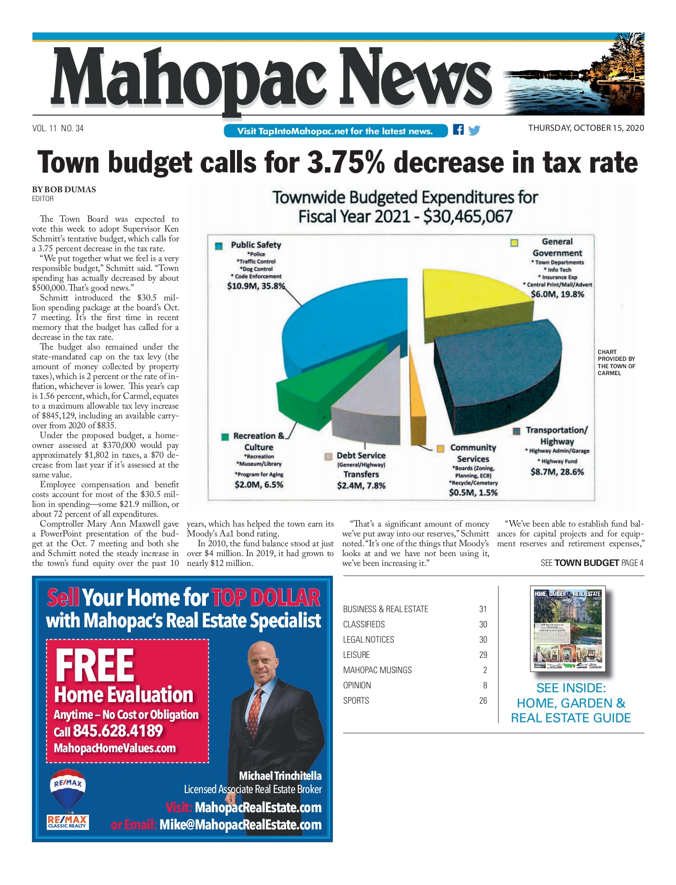 Mahopac News 10 15 20 Flip Ebook Pages 1 32 Anyflip Anyflip