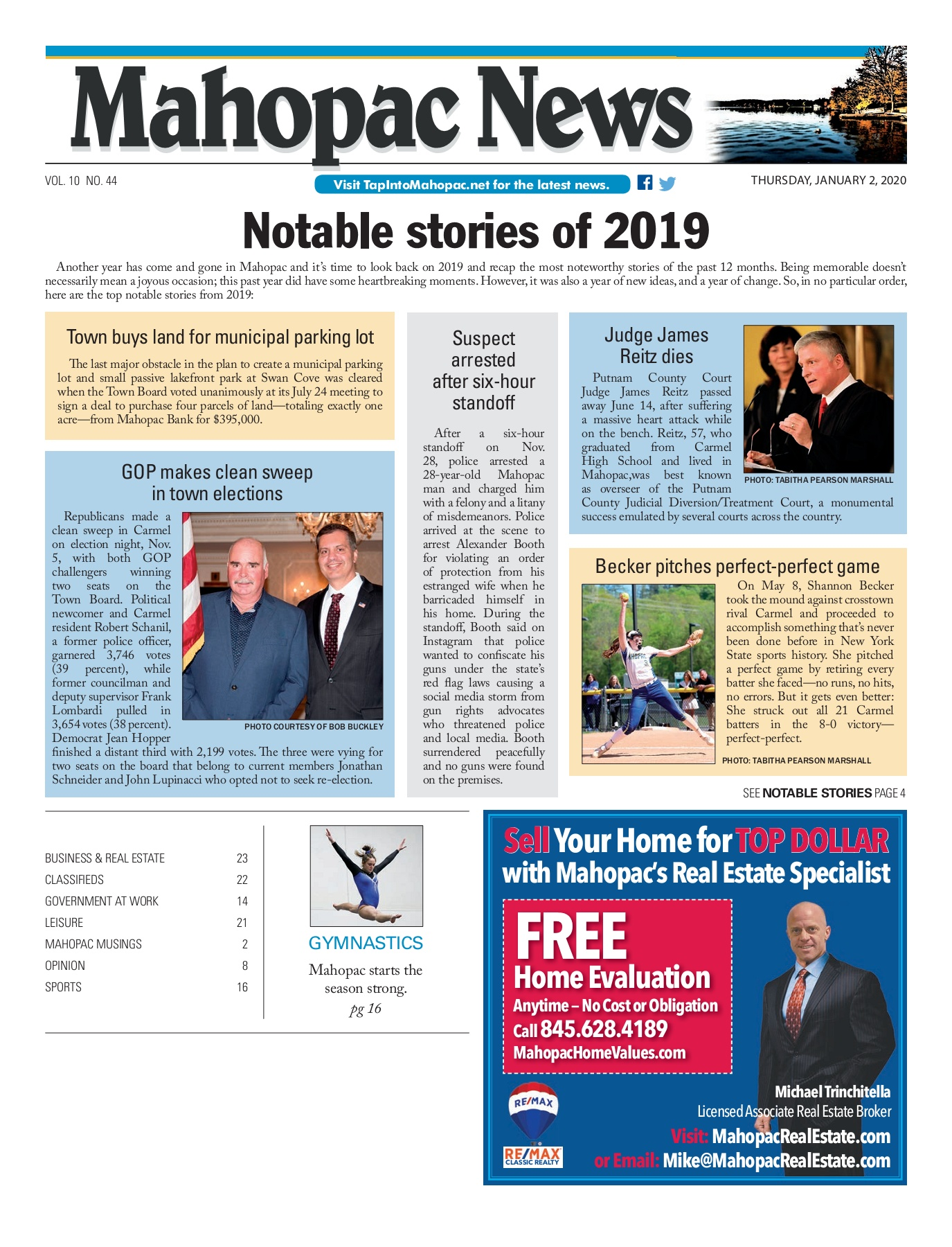 Mahopac News 01 02 20 Flip Ebook Pages 1 24 Anyflip Anyflip