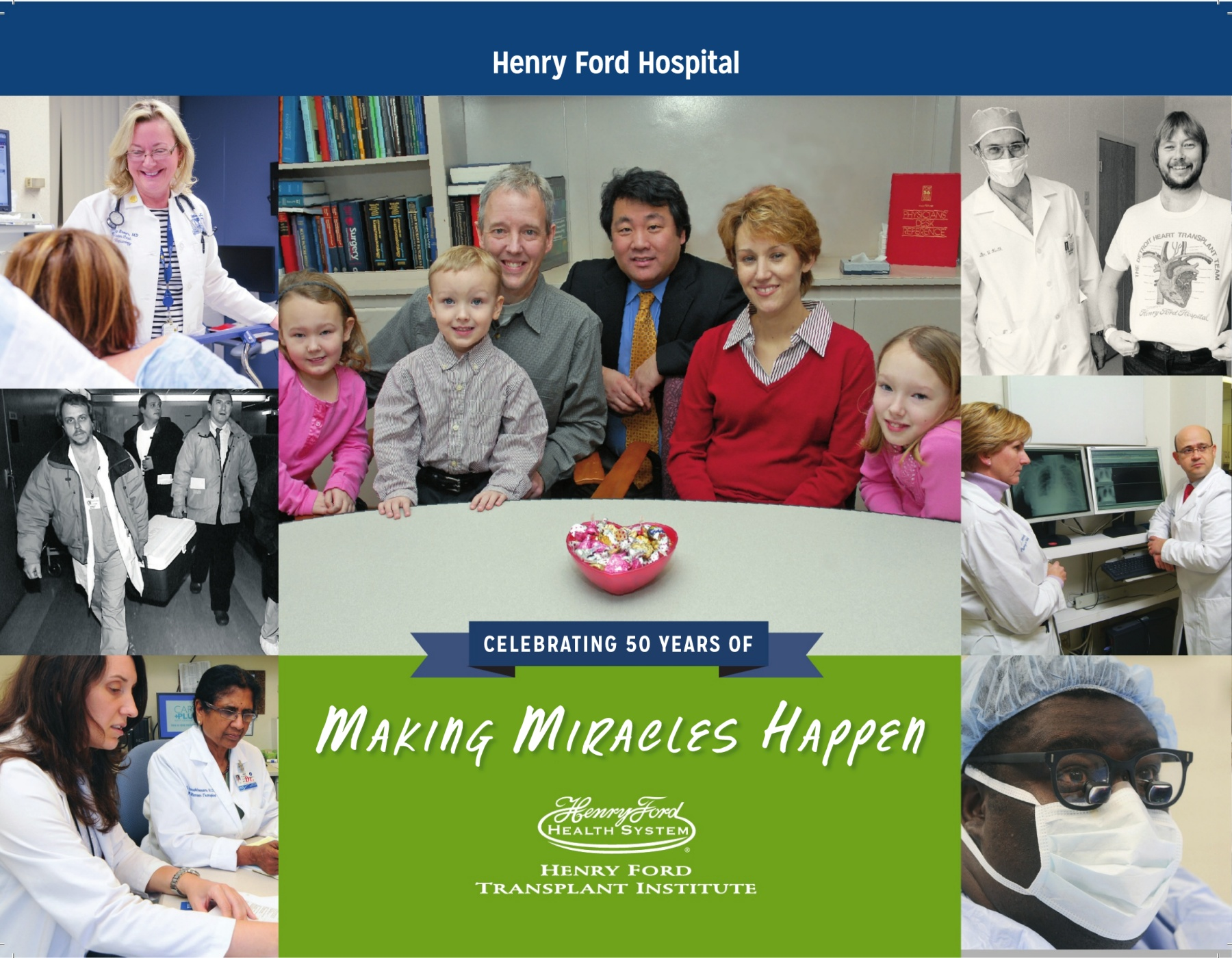 Henry Ford Health System Transplant Institute Pages 1 - 50