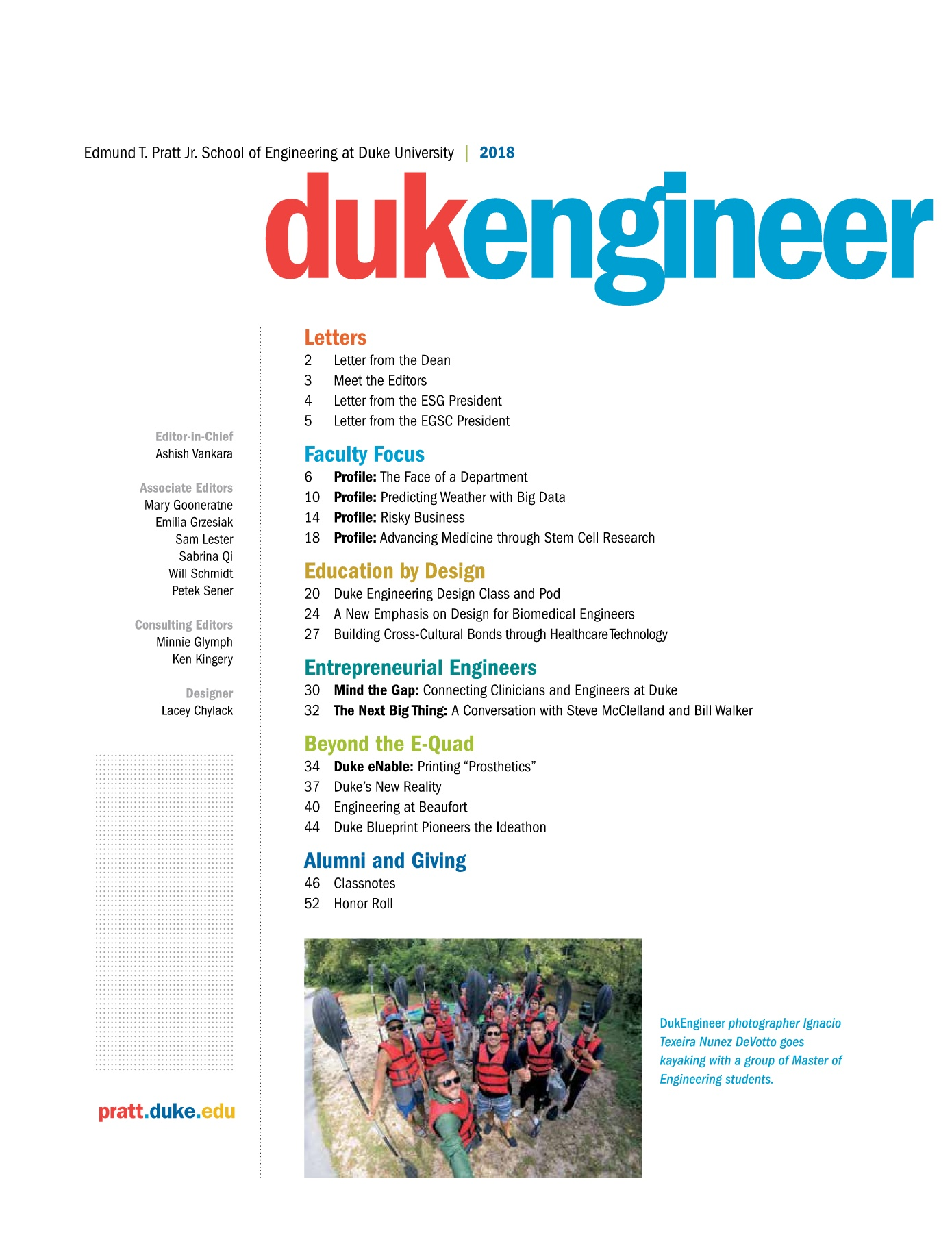 Dukengineer 2018 pages 1 50 text version anyflip each year a volunteer team of student editors and writers prepare a magazine that chronicles their experiences and perspectives fandeluxe Images