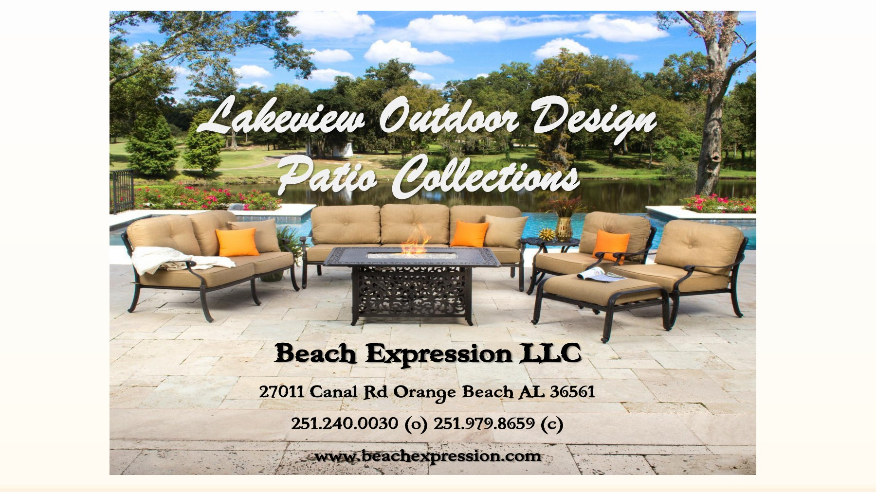 Lakeview Outdoor Design Patio Collections 1