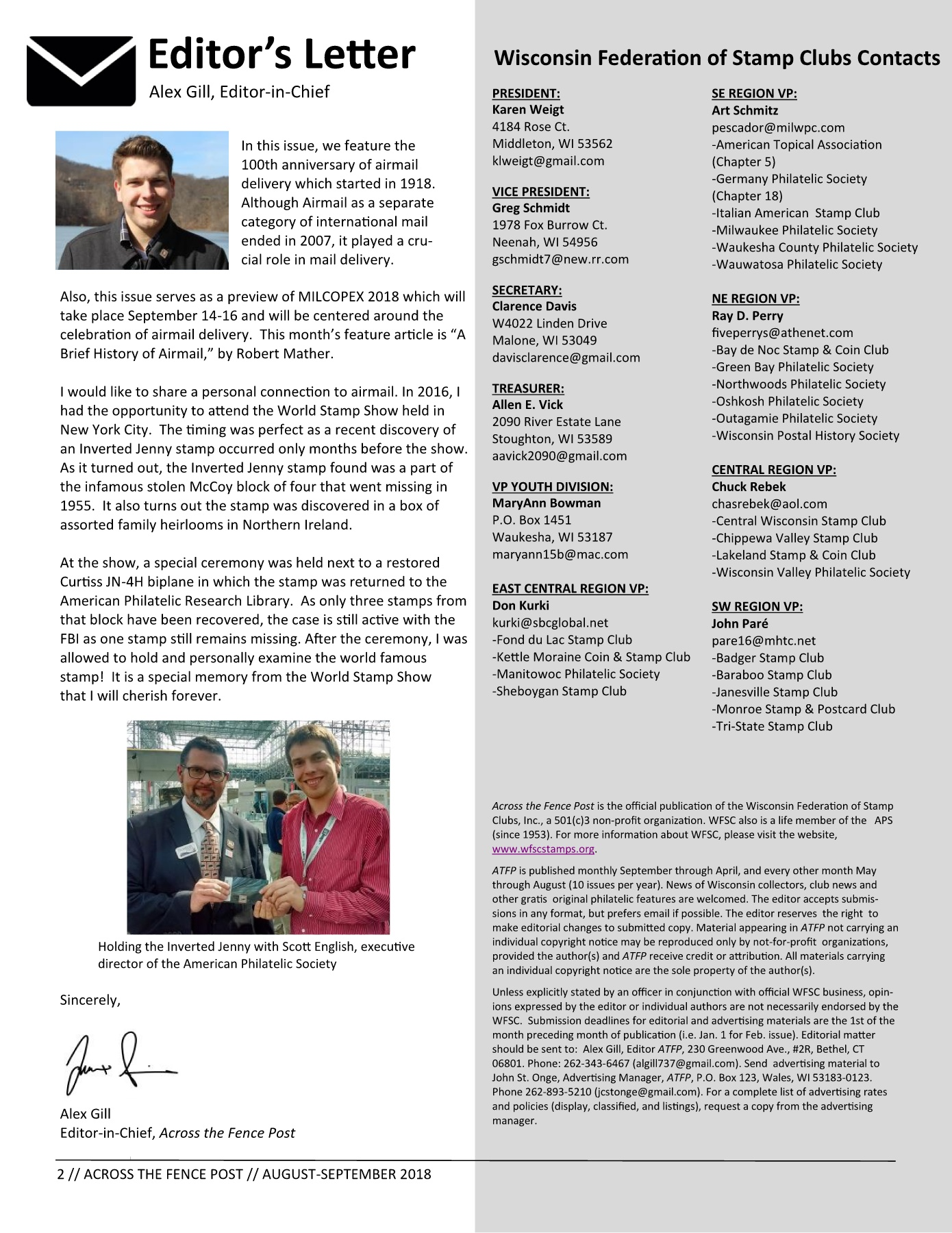 ATFP August-September 2018 Pages 1 - 12 - Text Version   AnyFlip