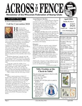 ATFP August-September 2018 Pages 1 - 12 - Text Version | AnyFlip