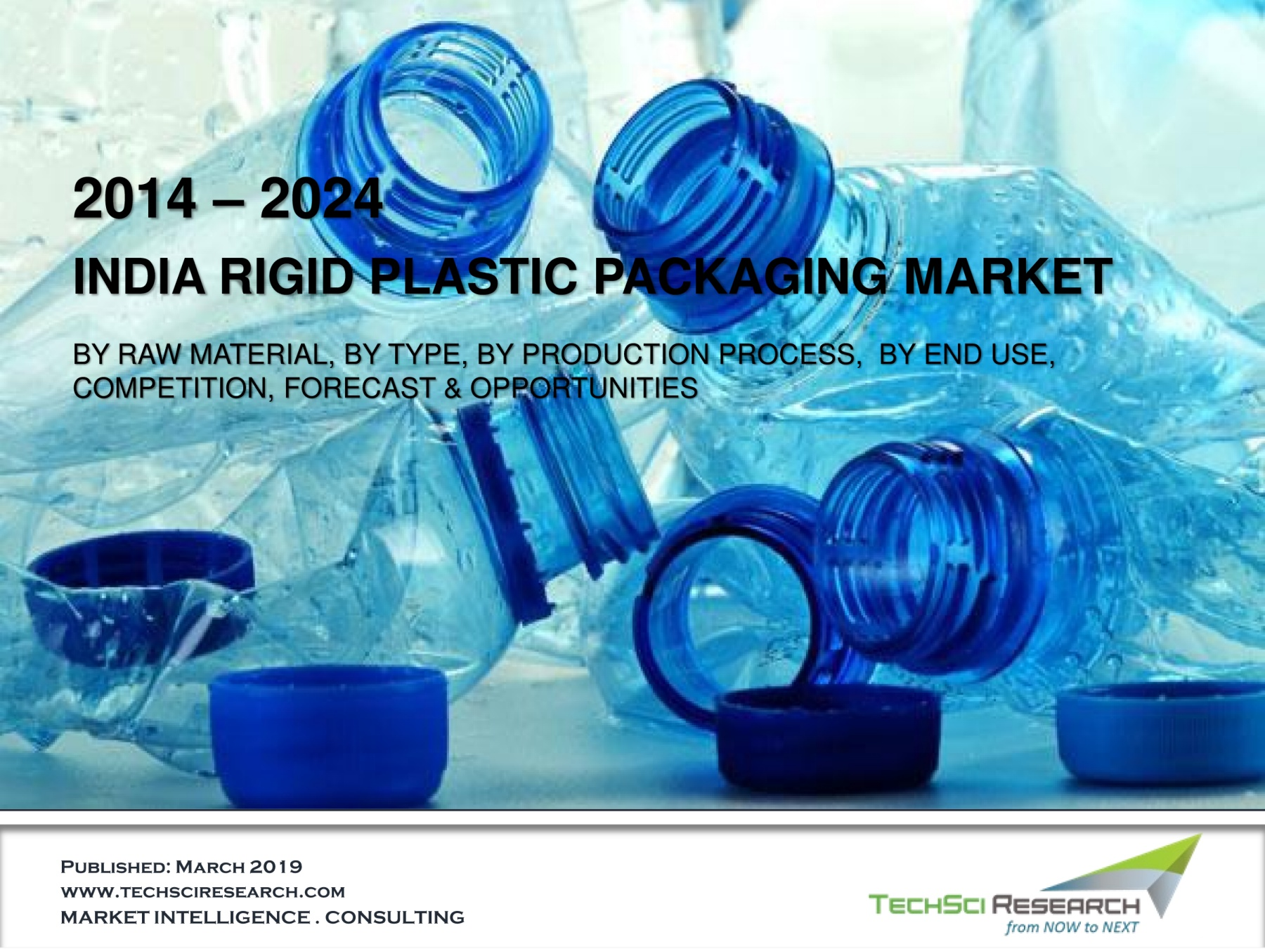 India Rigid Plastic Packaging Market is projected to grow at