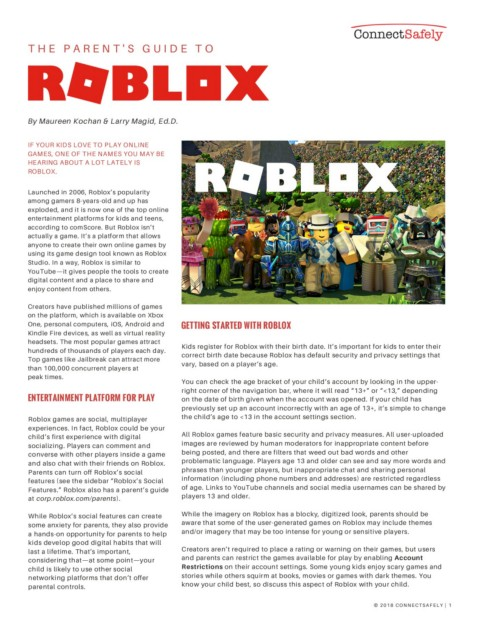 Roblox Guide Pages 1 4 Text Version Anyflip