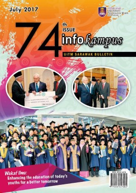 74th Issue Info Kampus Uitm Sarawak Bulletin Pages 1 40 Text Version Anyflip