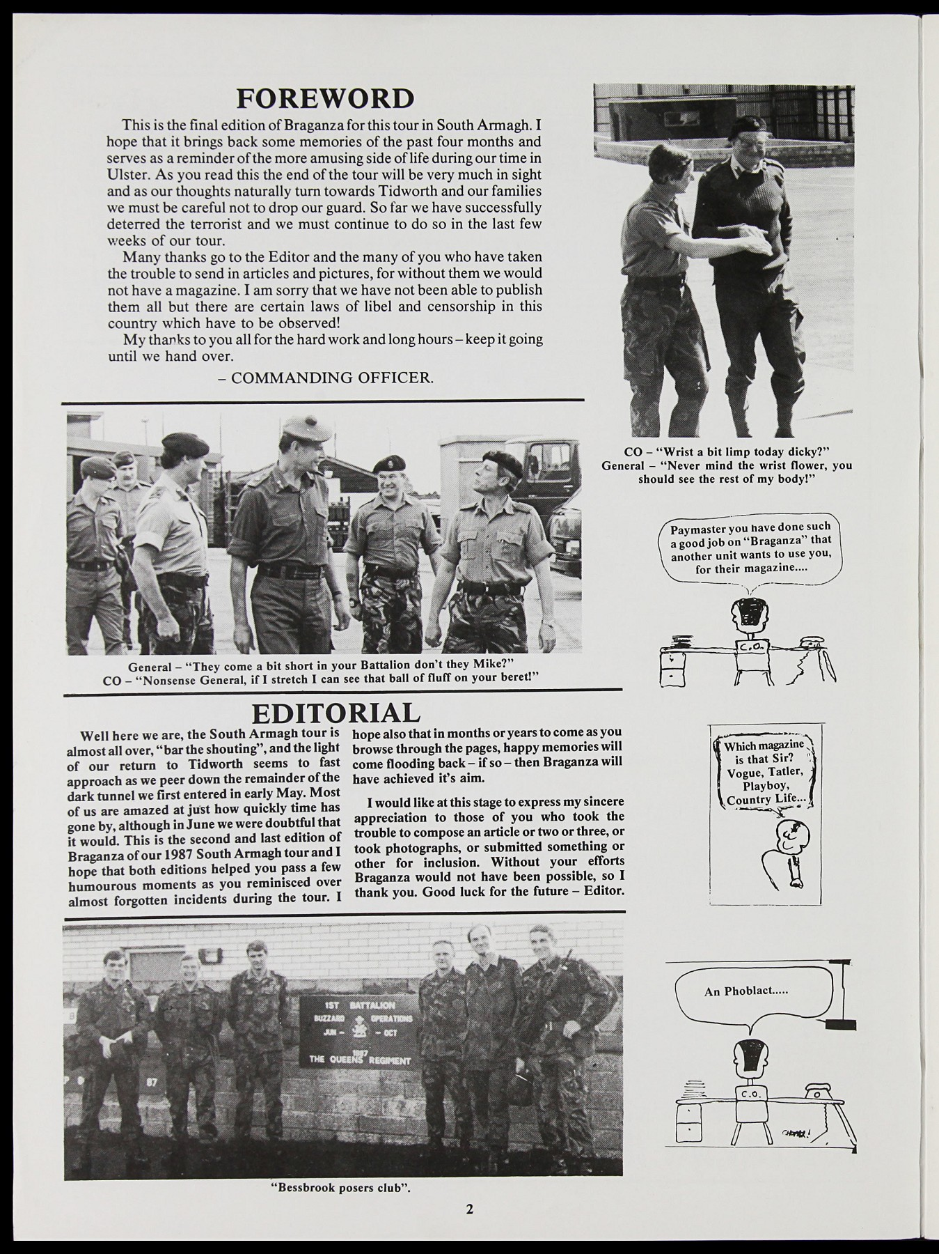S Armagh 1987 - 2nd Edition Pages 1 - 24 - Text Version