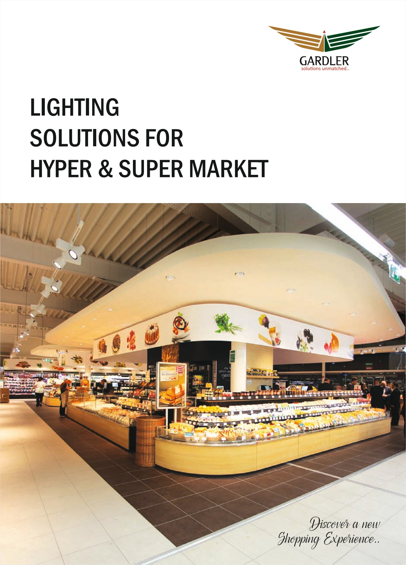 Brilliant solution for hypermarkets