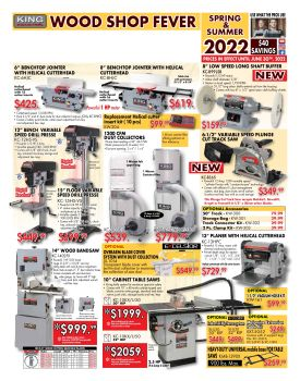 Current Flyers | Tegs Tools | Power Tools Canada | Tools