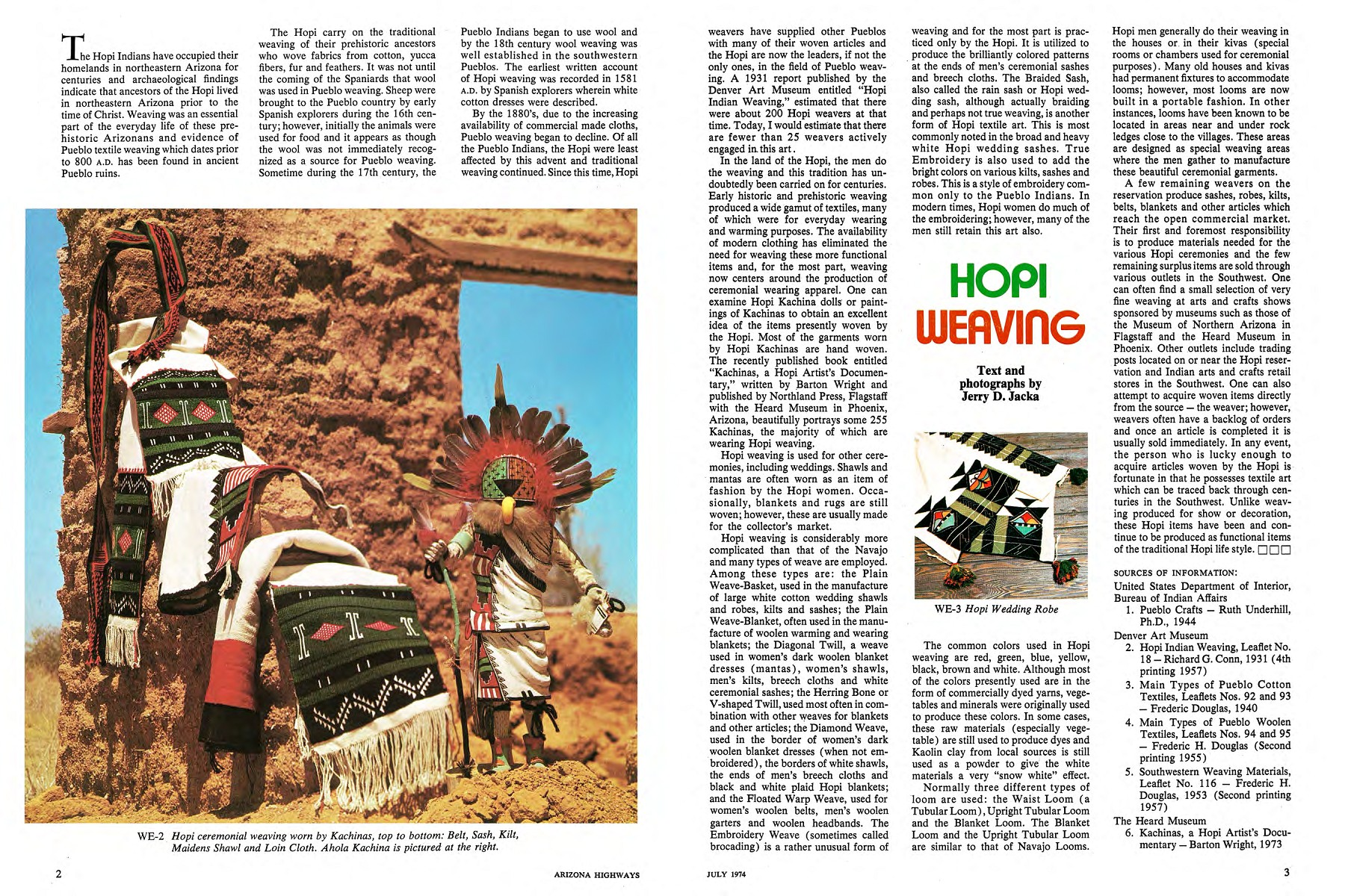Arizona Highways 1974 Issue Pages 1 - 27 - Text Version | AnyFlip