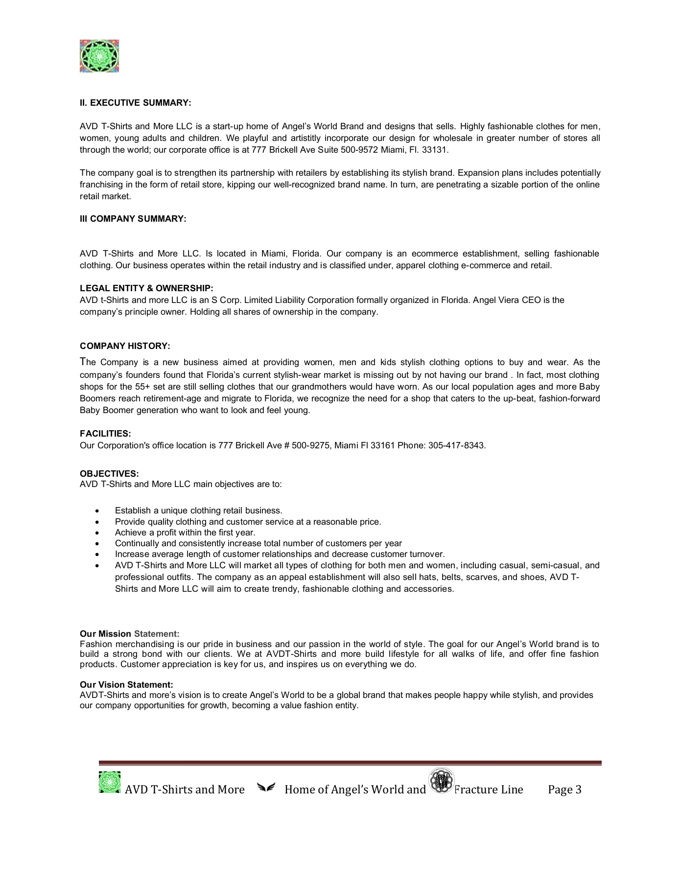 Business Profile Pages 1 10 Text Version Anyflip