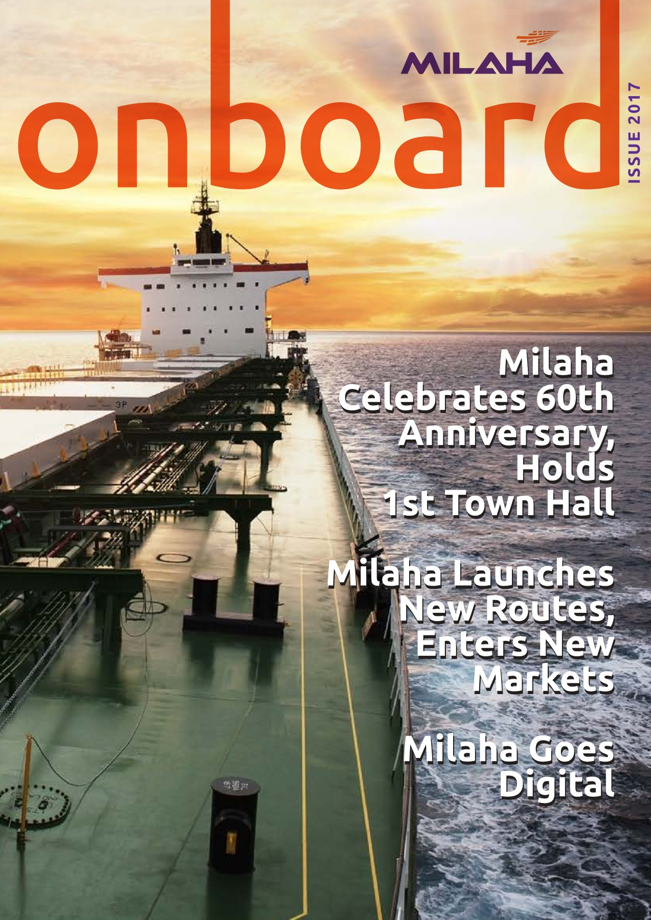 MILAHA Newsletter Combined 2017 revised Pages 1 - 48 - Text Version