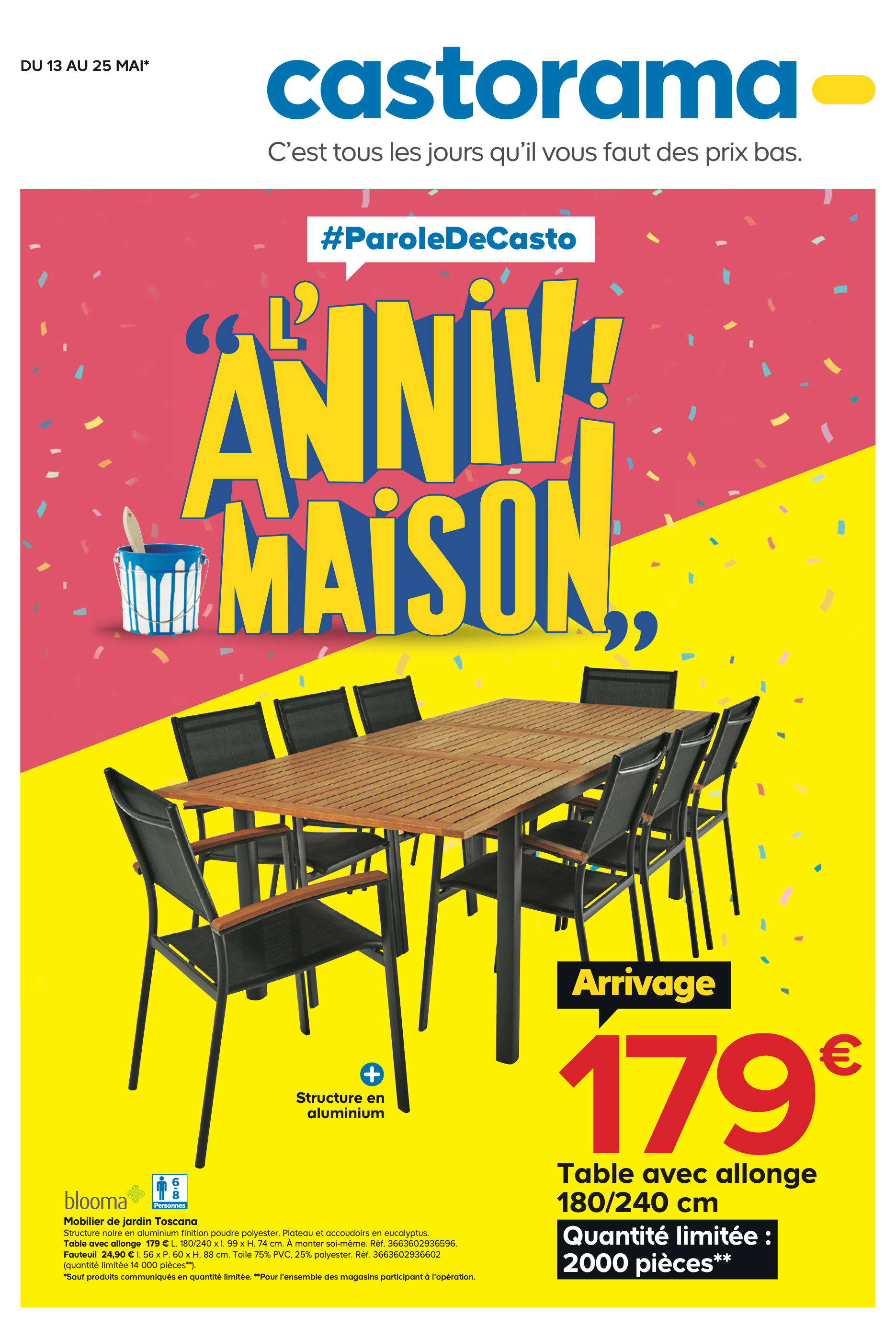 Castorama Anniversaire 2 Pages 1 32 Text Version Anyflip