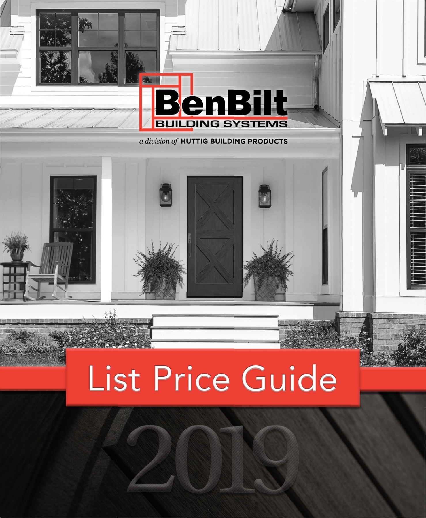 2019 List Price Guide