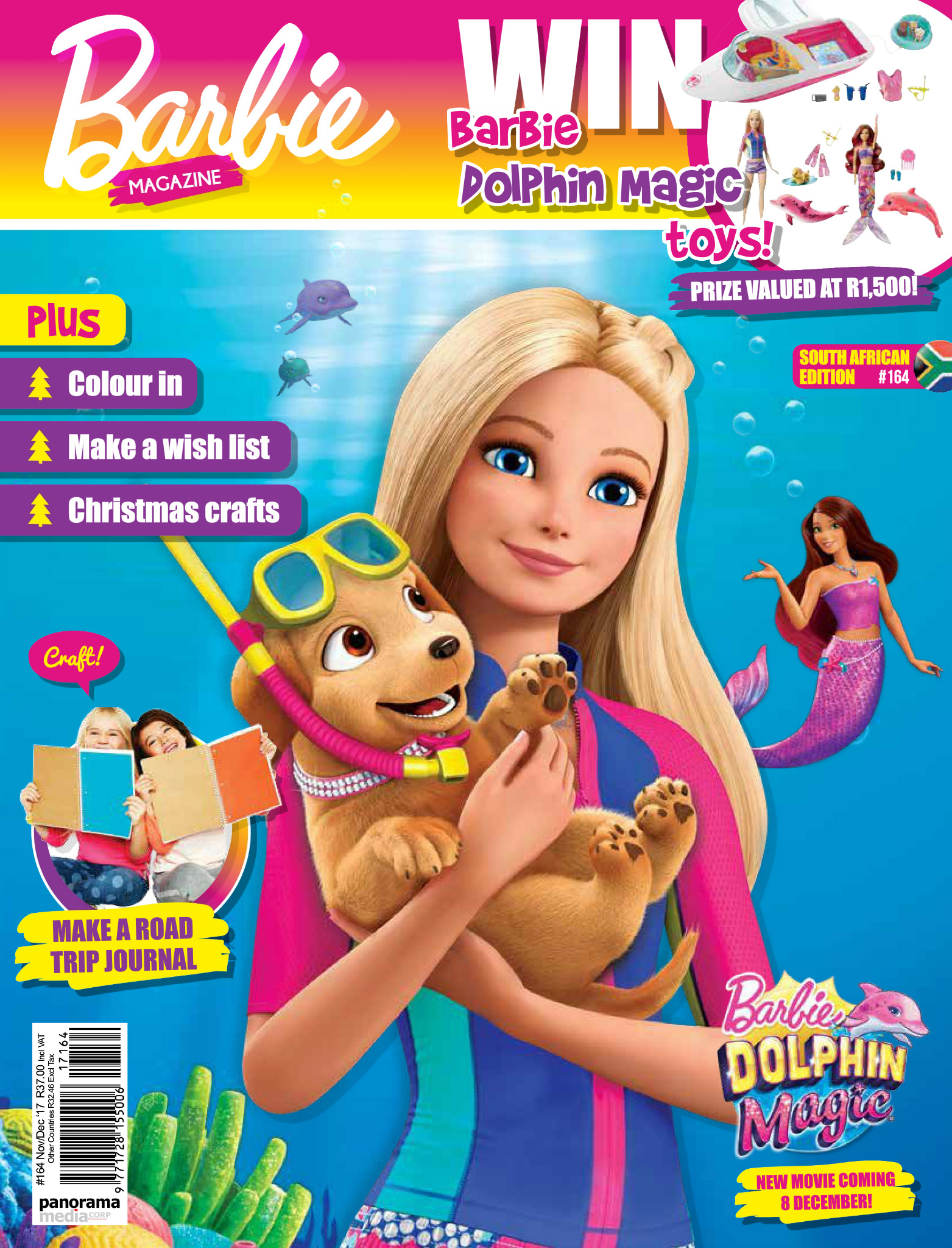 27+ Barbie Dolphin Magic Coloring Pages