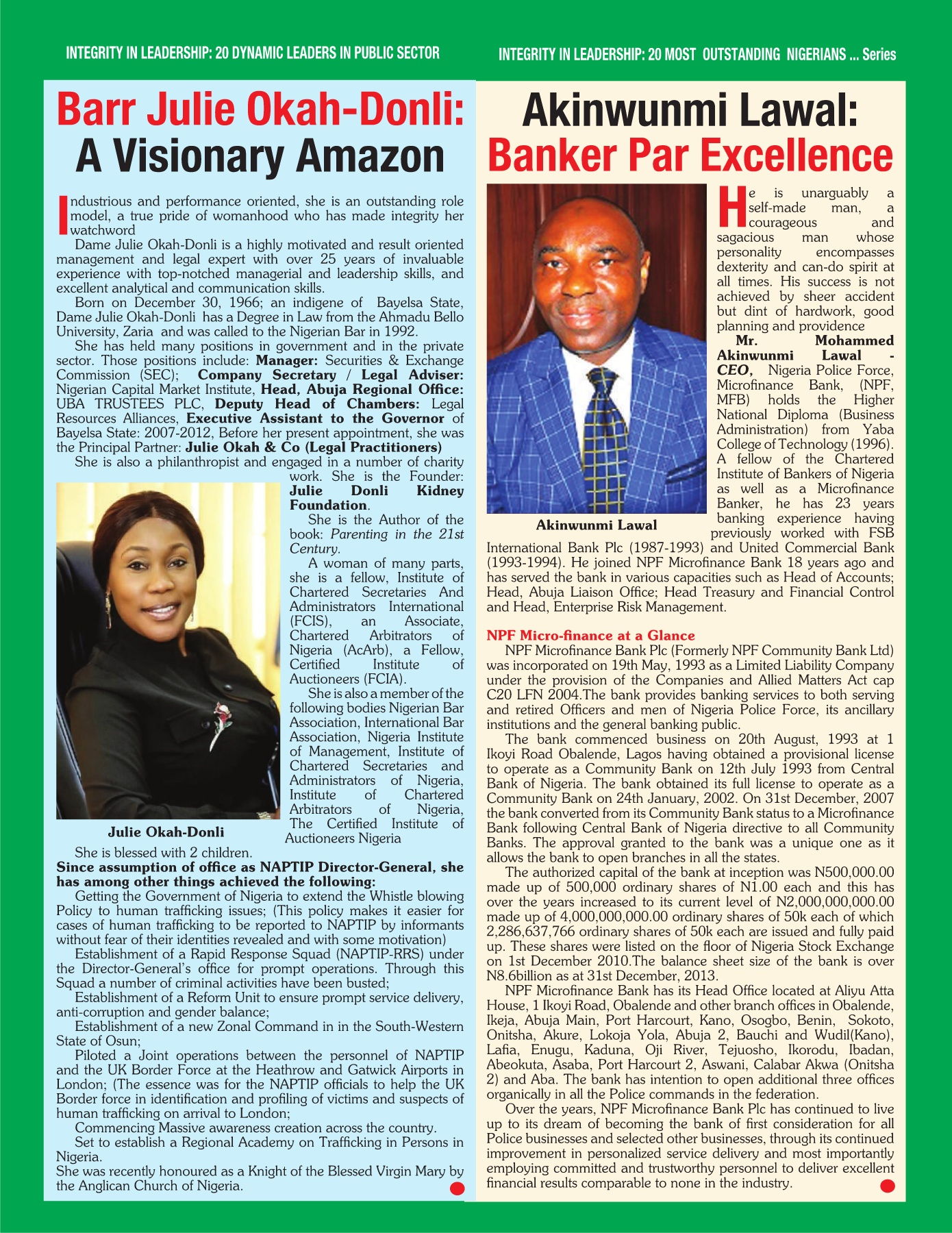 The Atiku Challenge-ilovepdf-compressed Pages 1 - 48 - Text Version