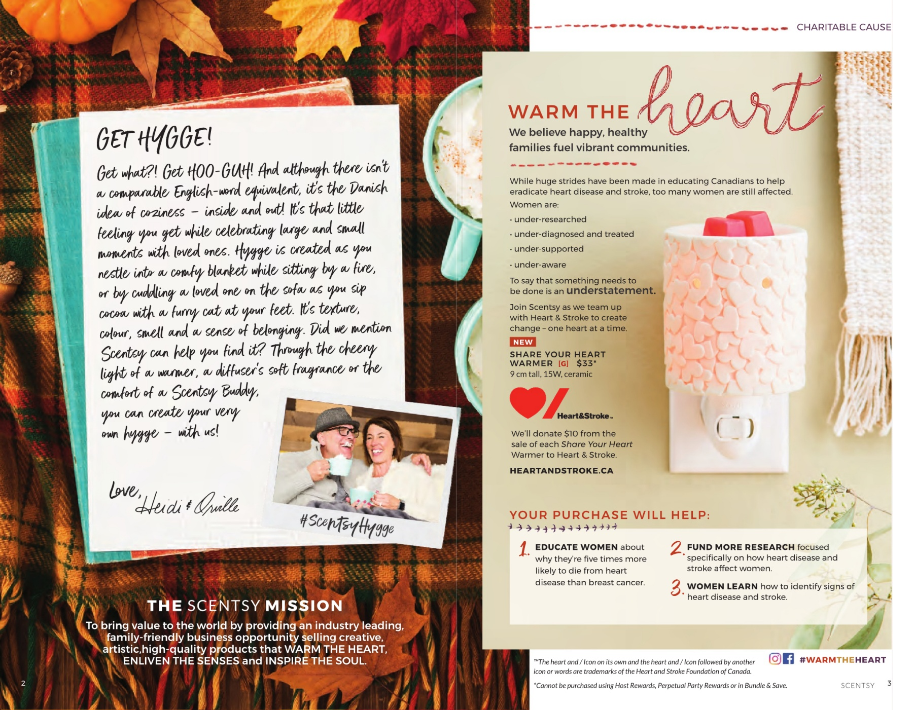 2018 Fall Winter Scentsy Canada Catalogue Pages 1 37 Text