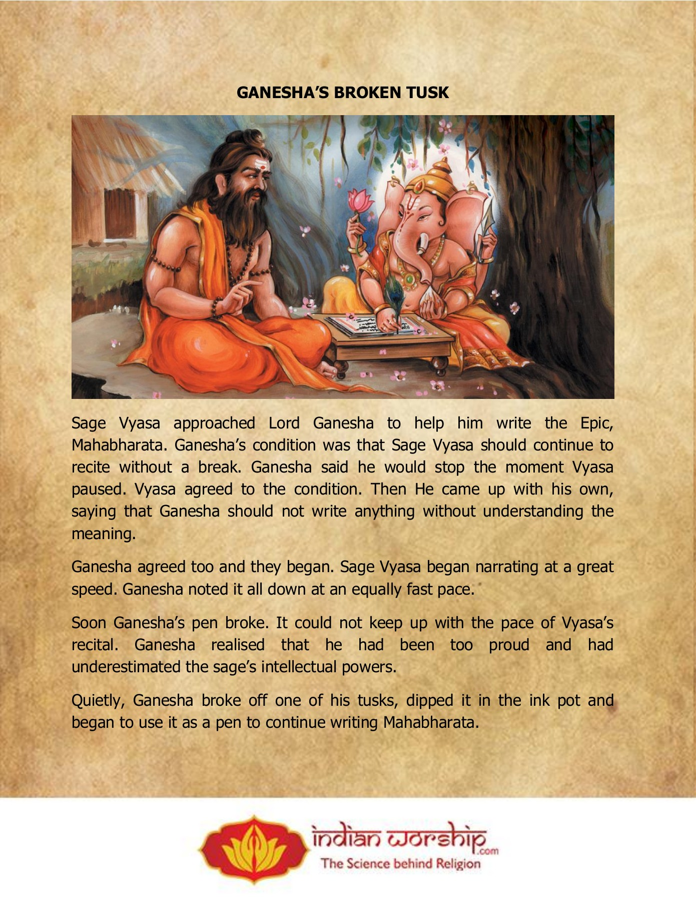 Ganesh Stories On Template Pages 1 41 Text Version Anyflip