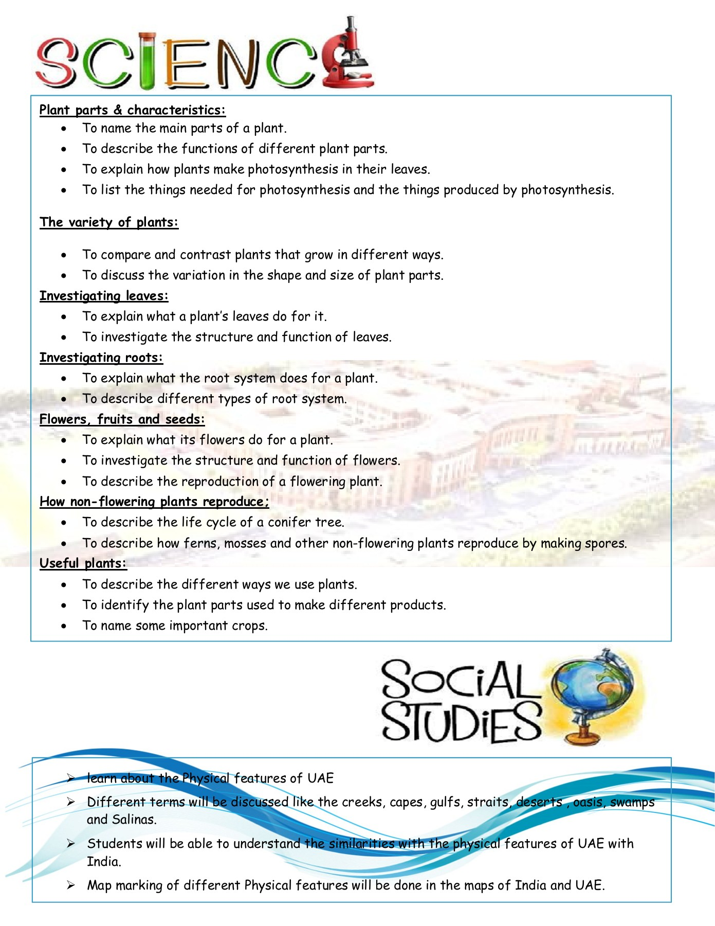 May 2nd Fortnightly newsletter Grade 4 Pages 1 - 4 - Text