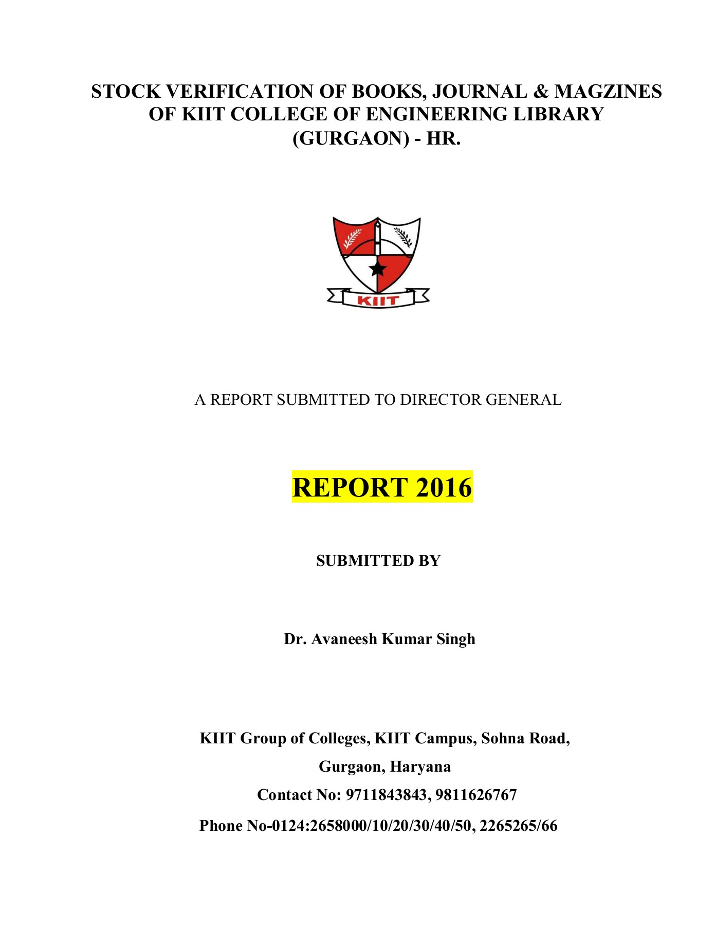 Kce Stock Verification Report 2016 Pages 1 28 Text Version Anyflip Electronic Device Circuit Jb Gupta