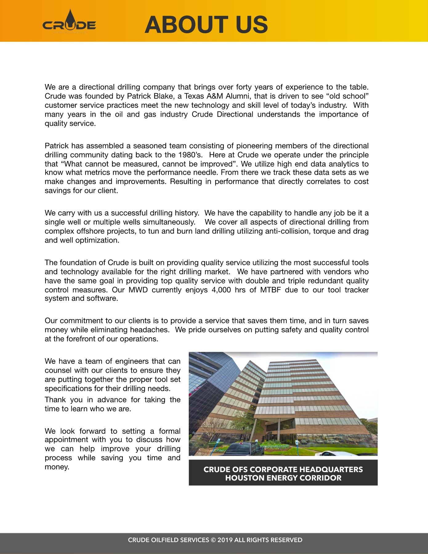 Crude Company Information Pages 1 - 13 - Text Version | AnyFlip