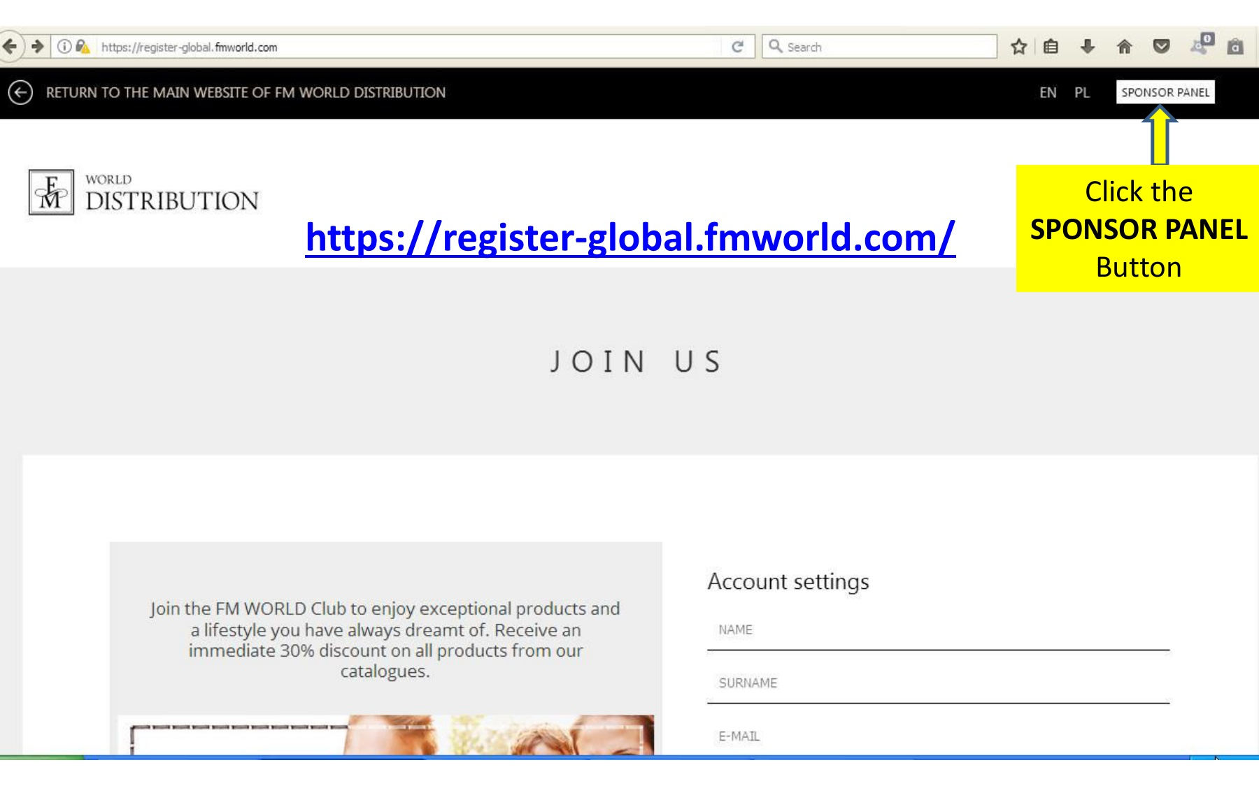 CREATE YOUR REFERRAL LINK