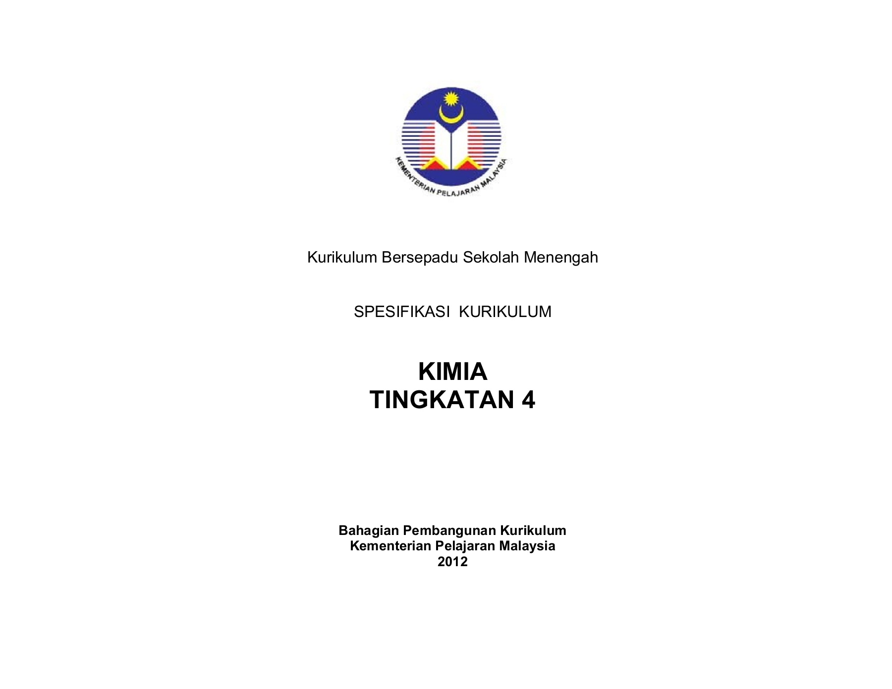 Nota Super Kimia Pages 1 50 Text Version Anyflip
