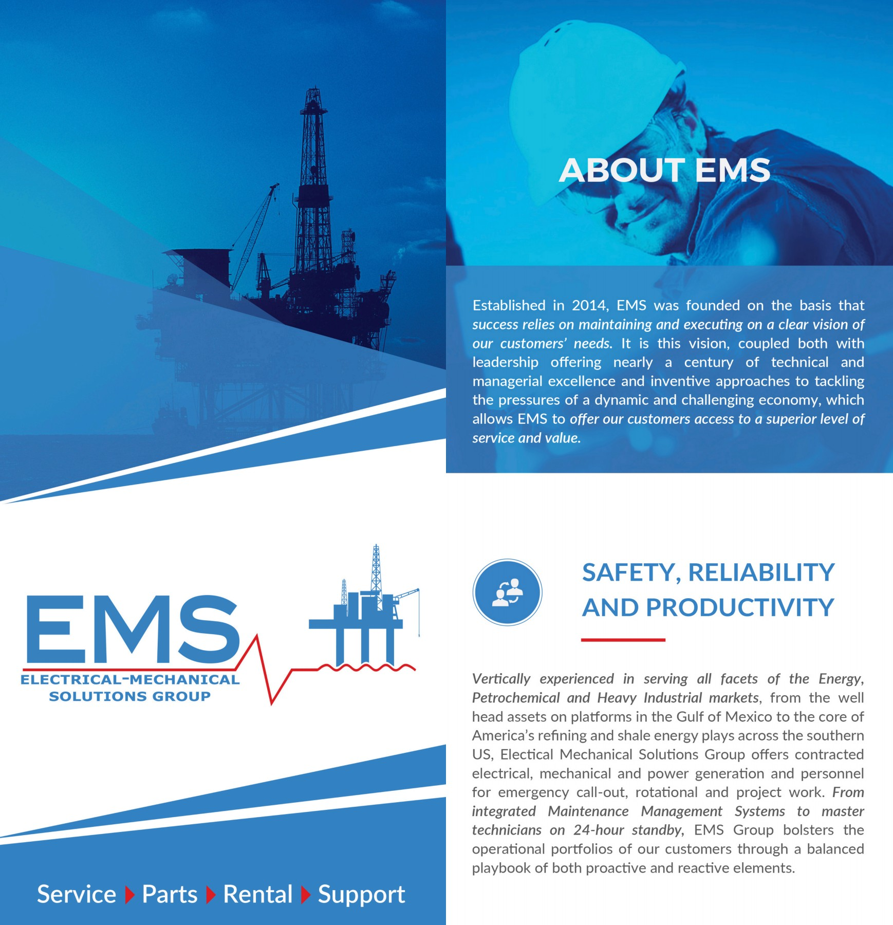 EMS Brochure (Offshore) Pages 1 - 5 - Text Version | AnyFlip