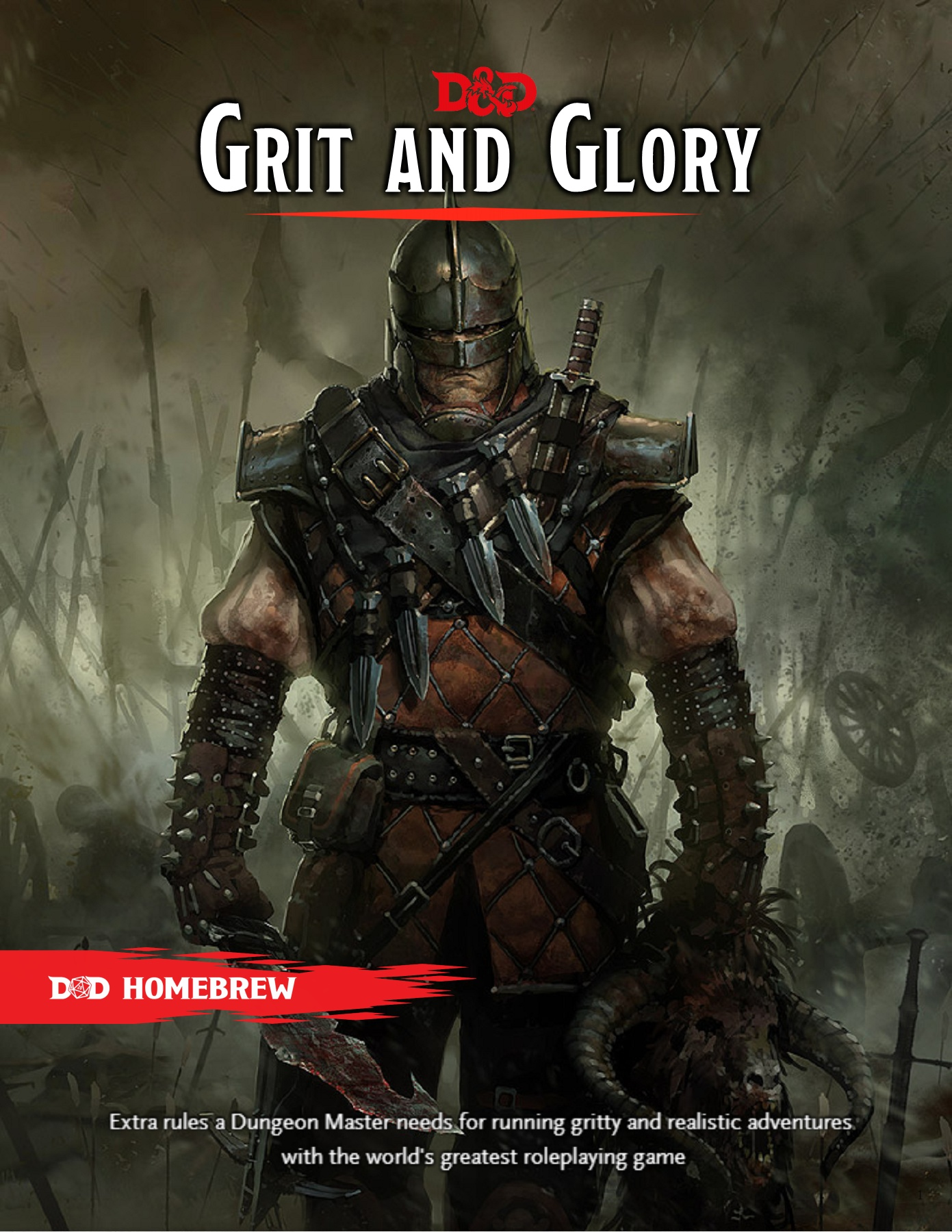 D D 5e Grit And Glory Pages 1 50 Text Version Anyflip
