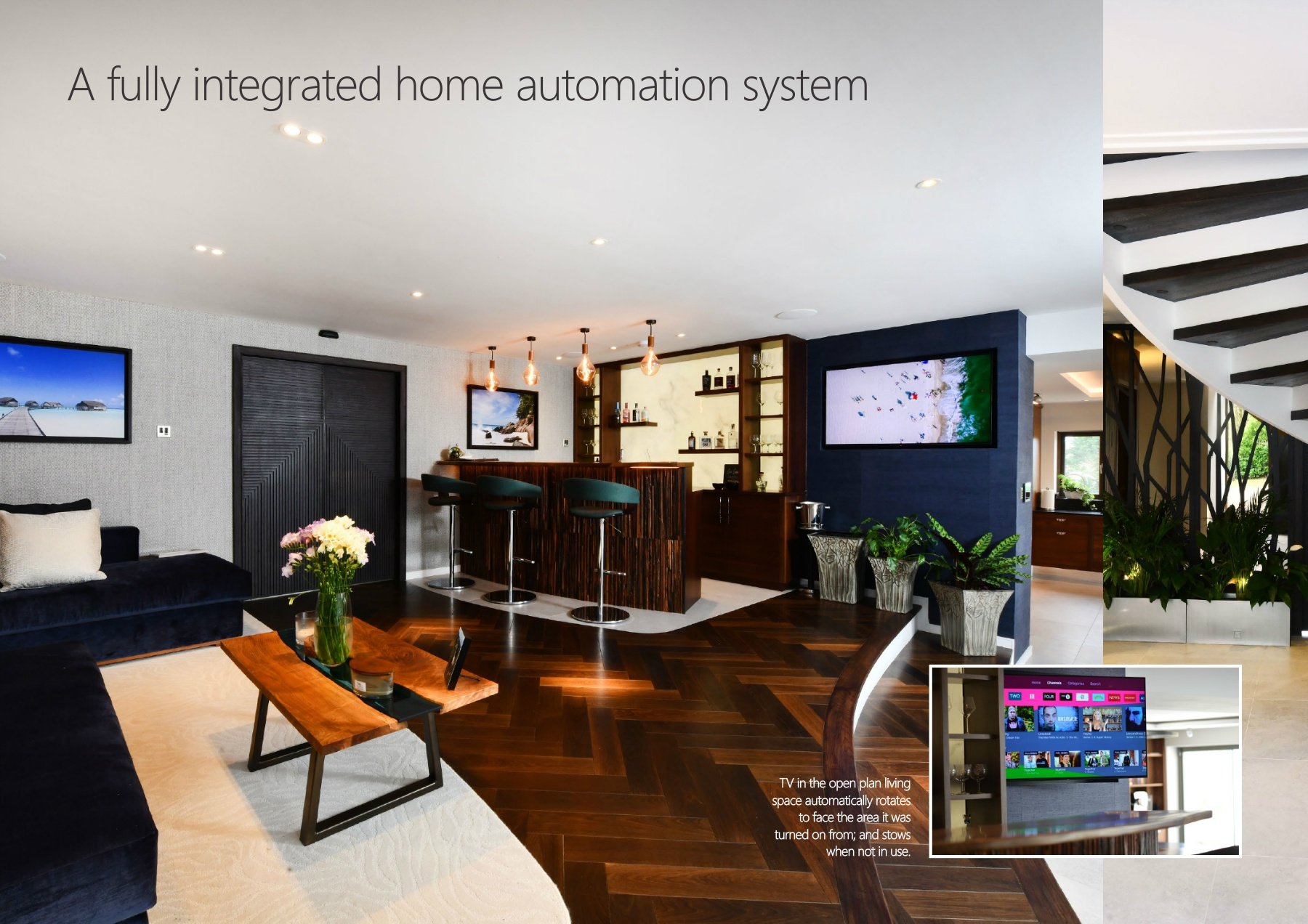 Cyberhomes case study Hampshire Integrated Home v10a