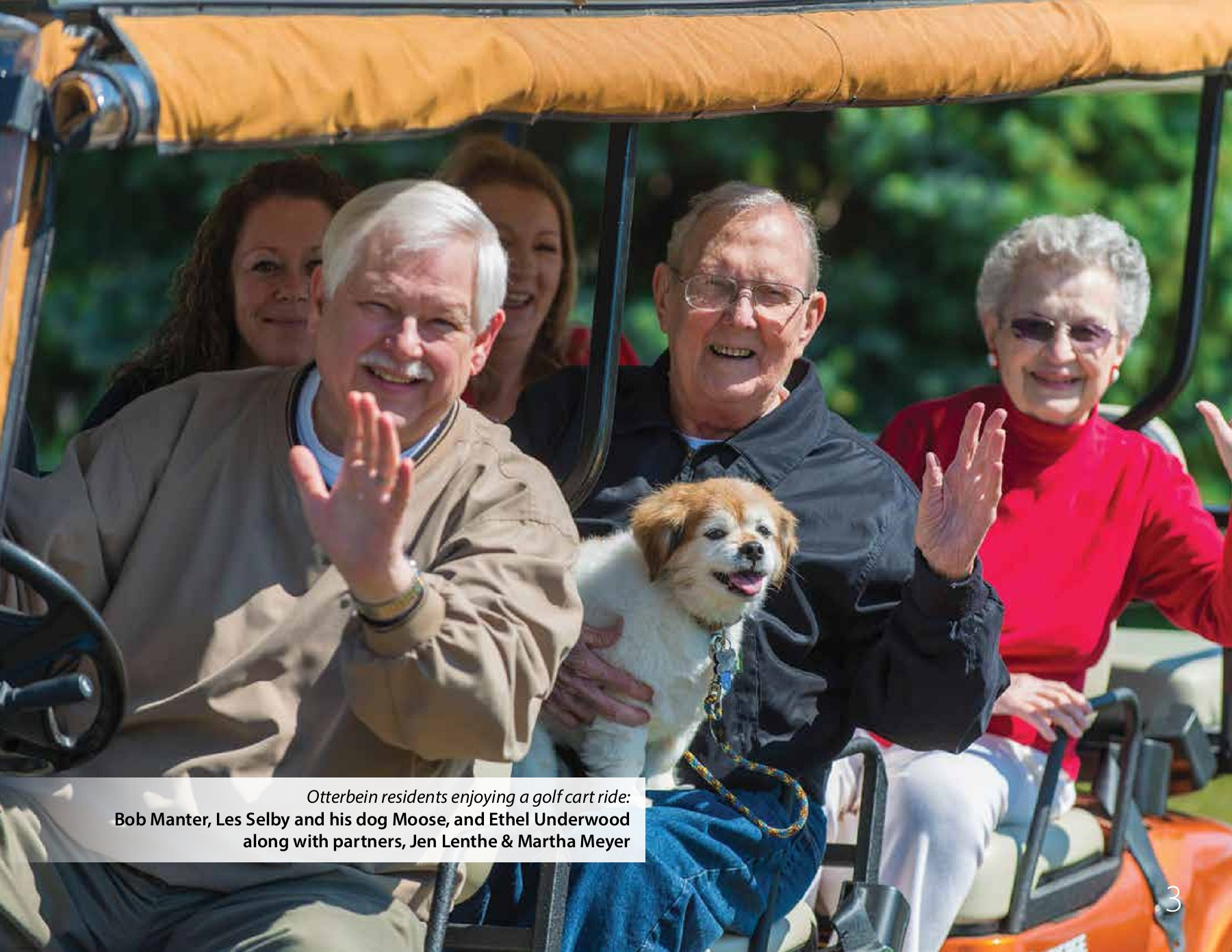 Otterbein 2015 Annual Report Pages 1 - 30 - Text Version