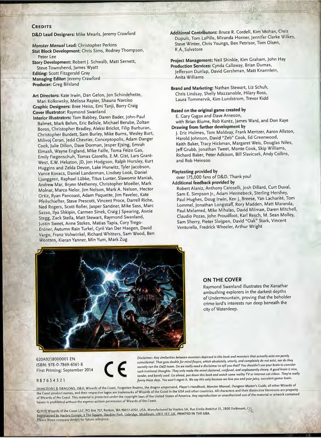 DnD 5e Monsters Manual pdf pdf' Pages 351 - 354 - Text