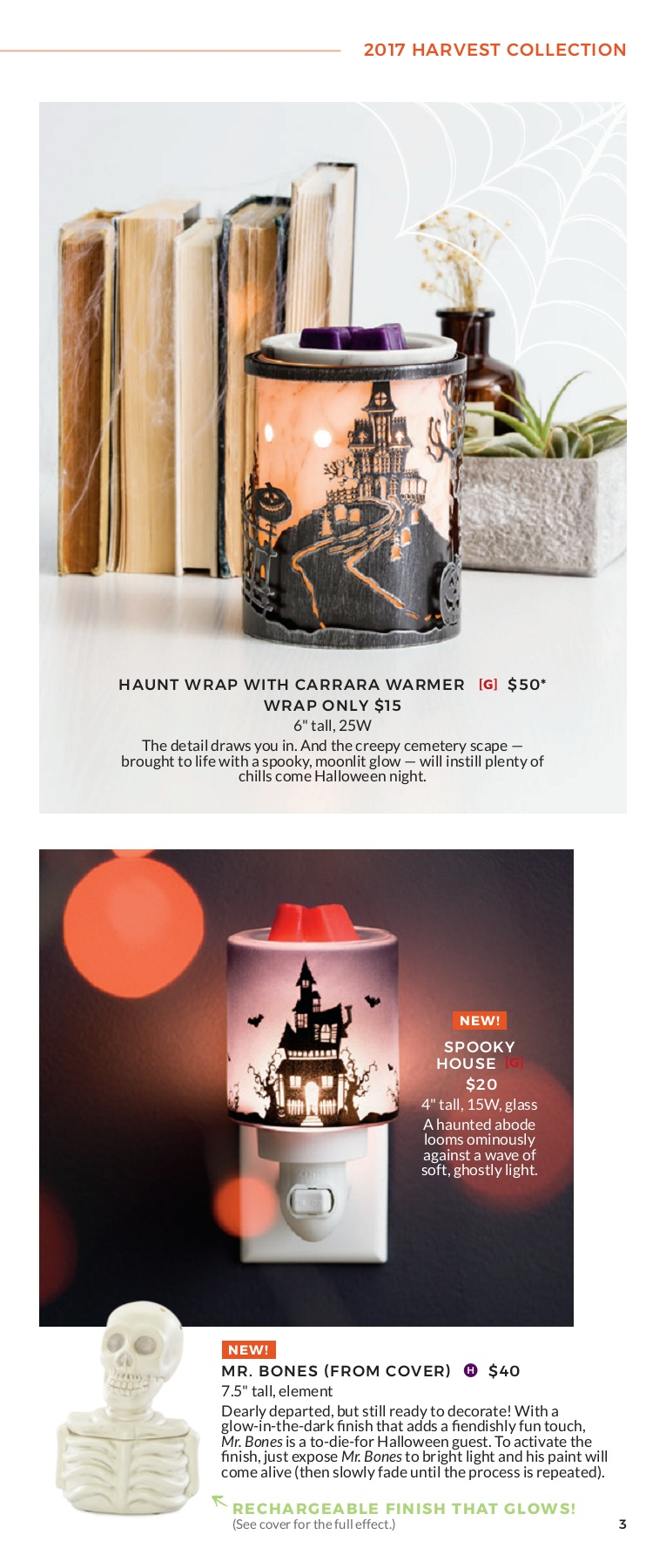 Scentsy Harvest Collection Brochure 2017 Pages 1 8 Text Version