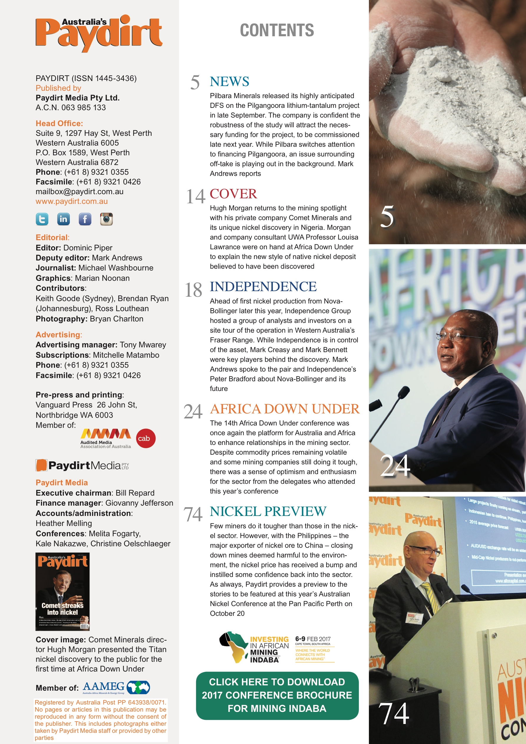 October16 Australia's Paydirt Pages 51 - 100 - Text Version | AnyFlip