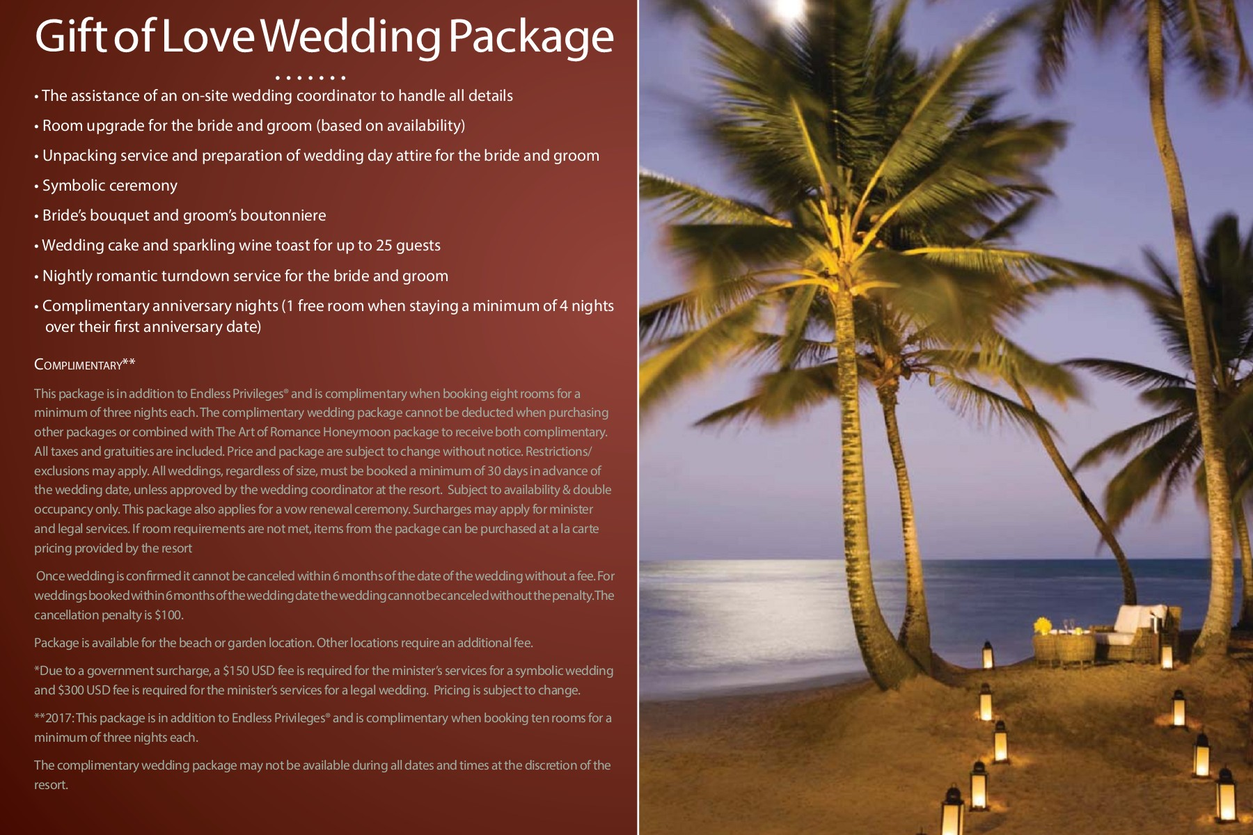 Zoetry Montego Bay Wedding Guide Pages 1 - 9 - Text Version | AnyFlip