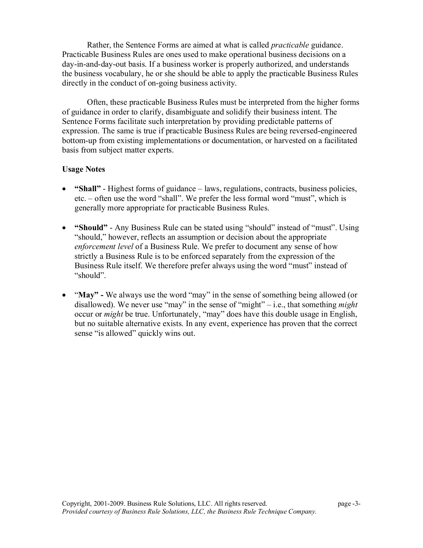 RuleSpeak Sentence Forms v2-2-31 Pages 1 - 10 - Text Version | AnyFlip