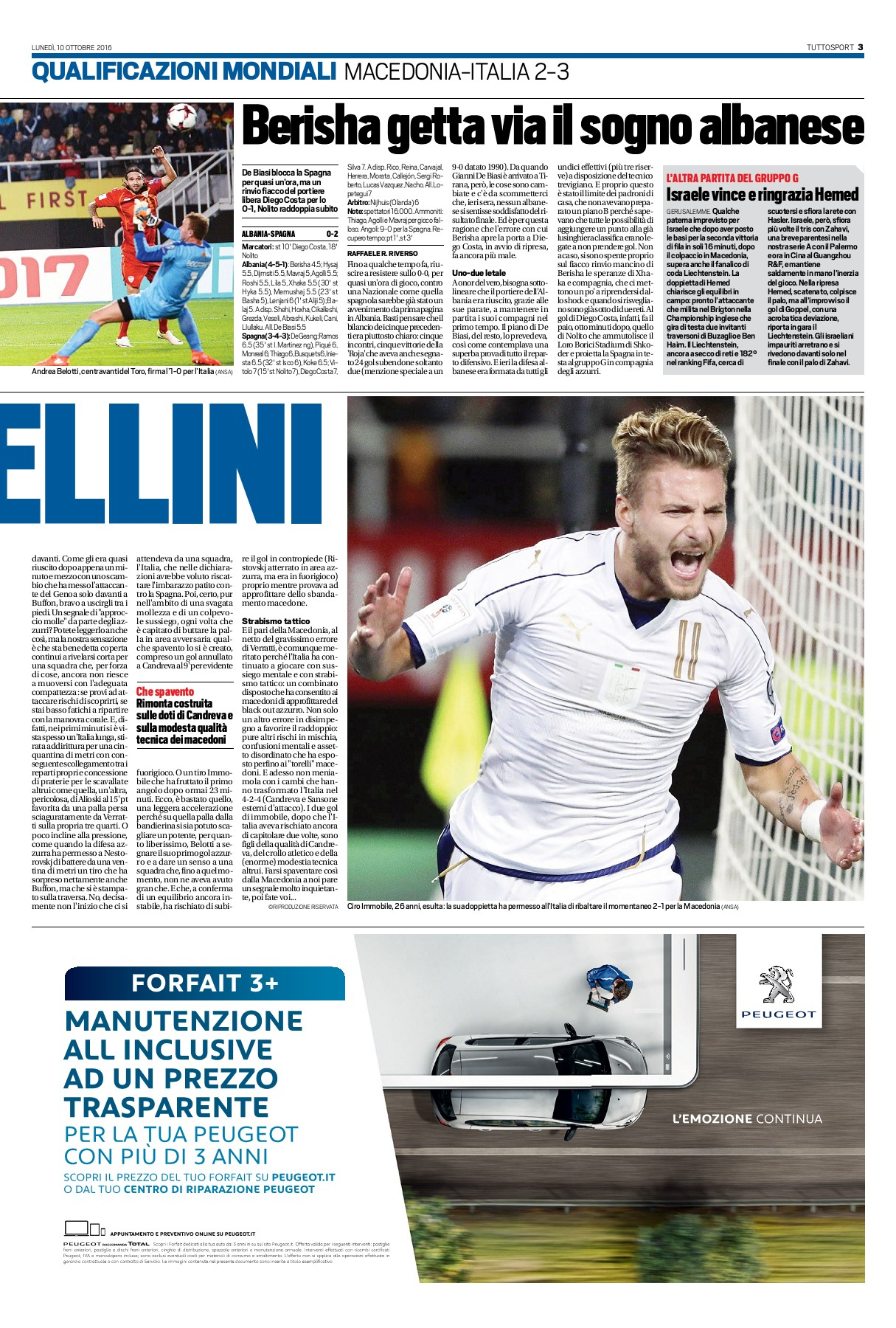 TuttoSport - 10 Ottobre 2016 Pages 1 - 28 - Text Version  eb454b0c7ed