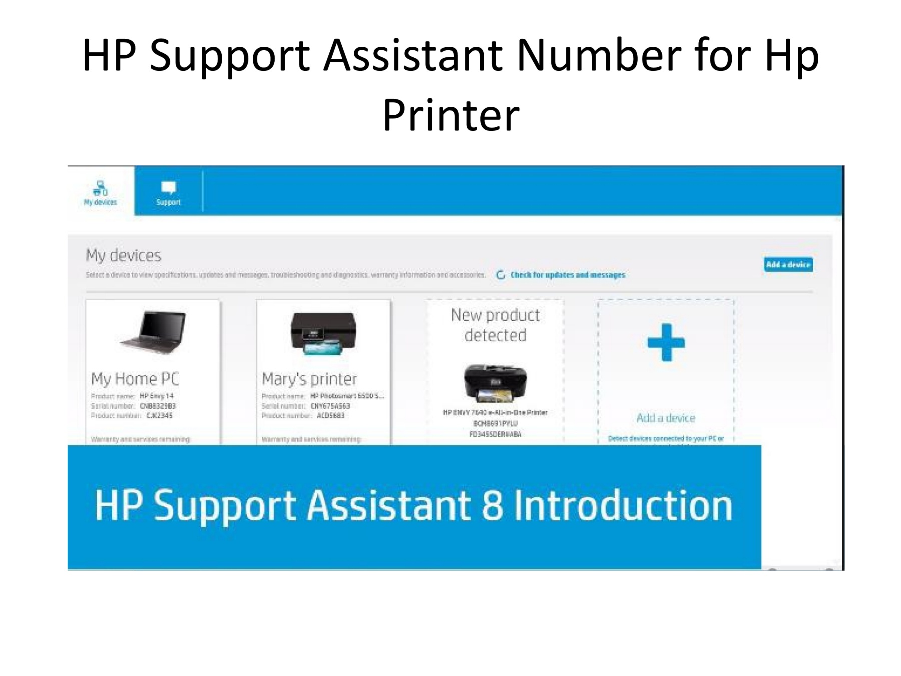 Hp Printer Assistant Number for Quick Customer Support