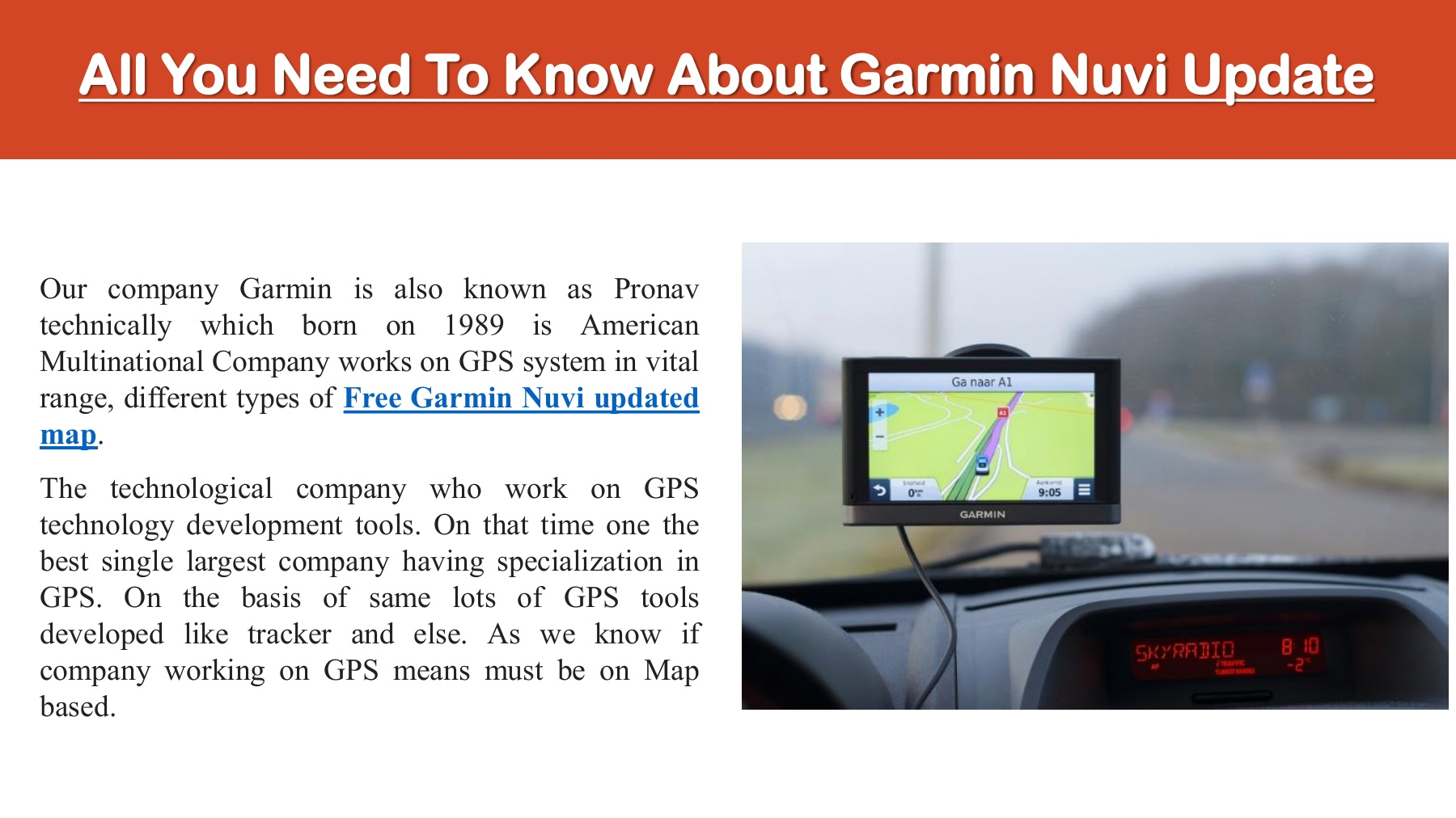 Garmin Map Update Free >> Garmin Nuvi Map Update Free
