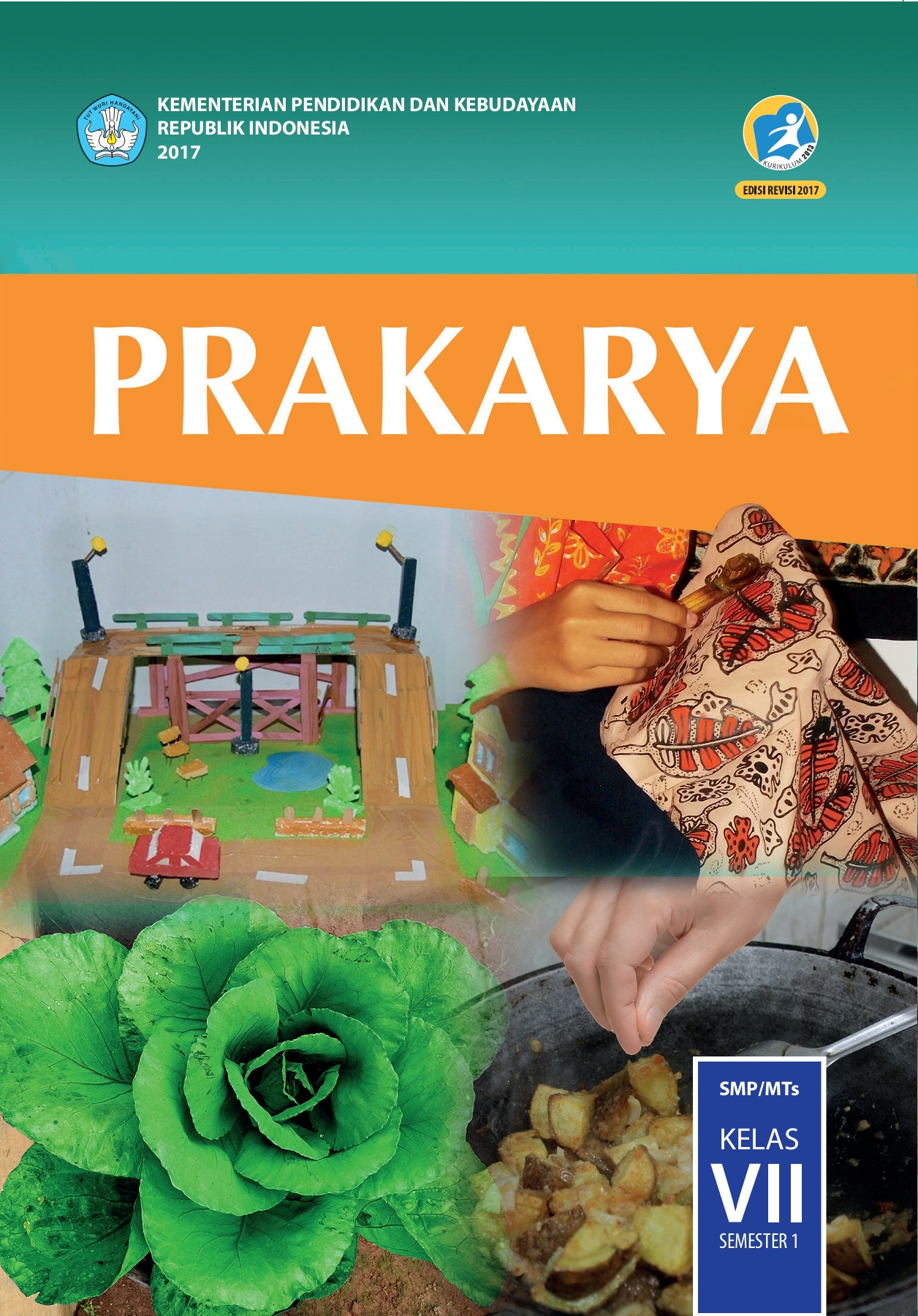 Buku Prakarya Kelas 7 Semester 1 Pages 101 150 Text