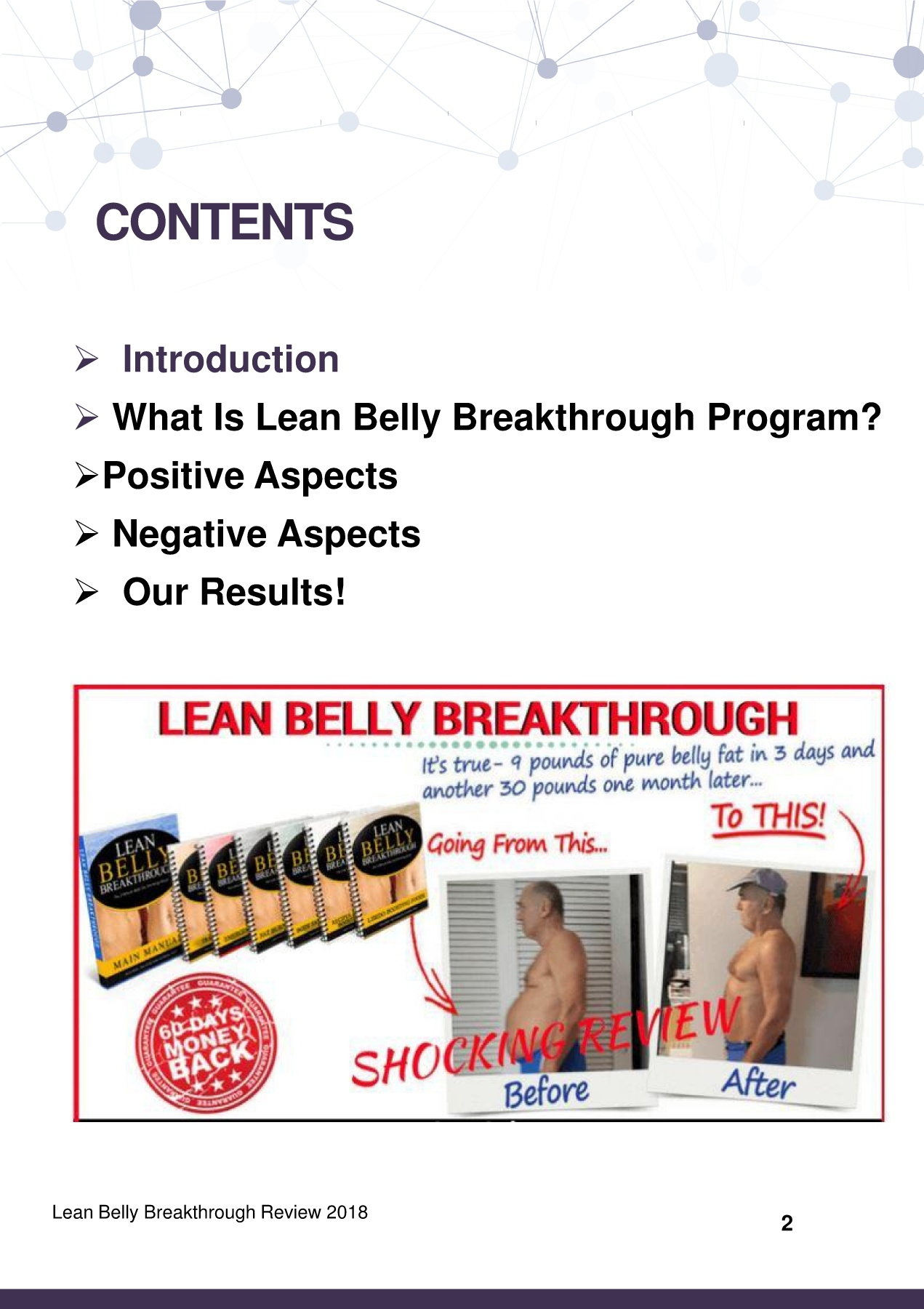 Lean Belly Breakthrough Review 2018 Pages 1 8 Text Version Anyflip