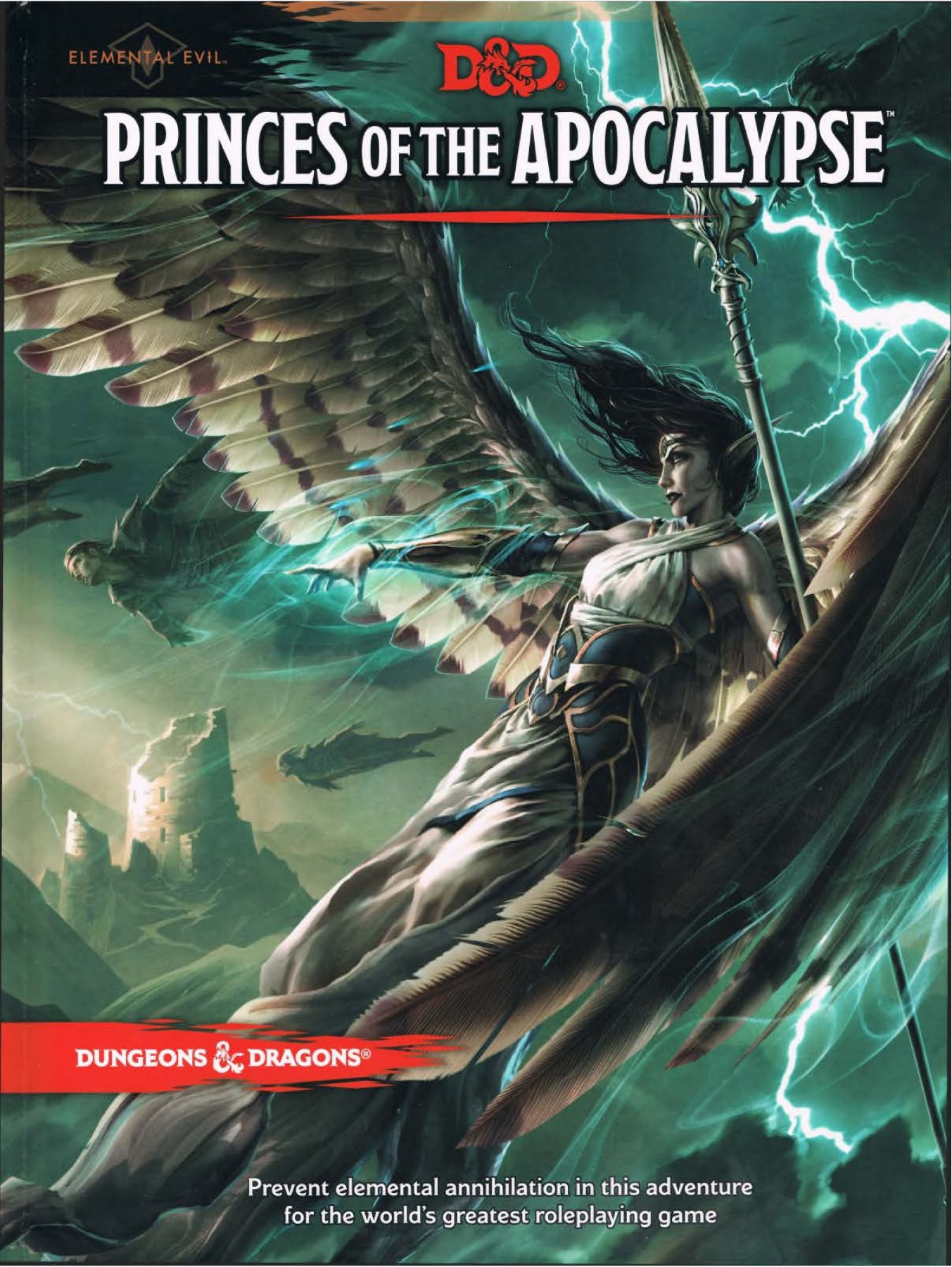 Princes of the Apocalypse (1-15) Pages 101 - 150 - Text