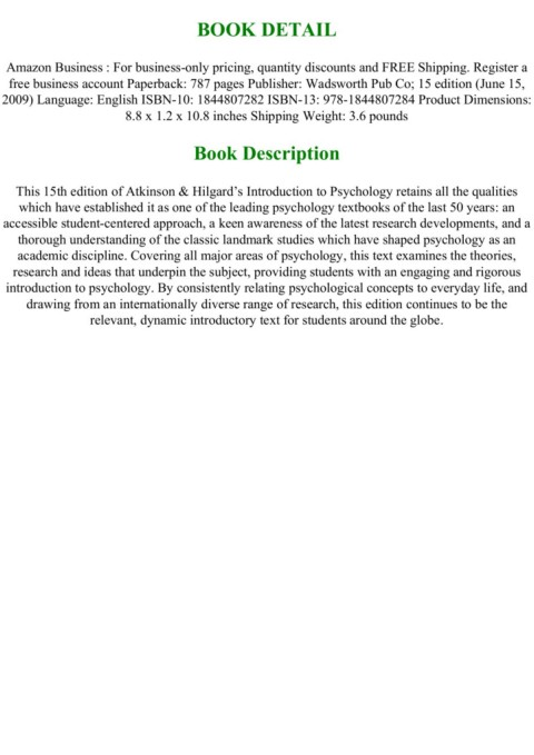 Introduction To Psychology Atkinson And Hilgard Free Download Pdf _TOP_