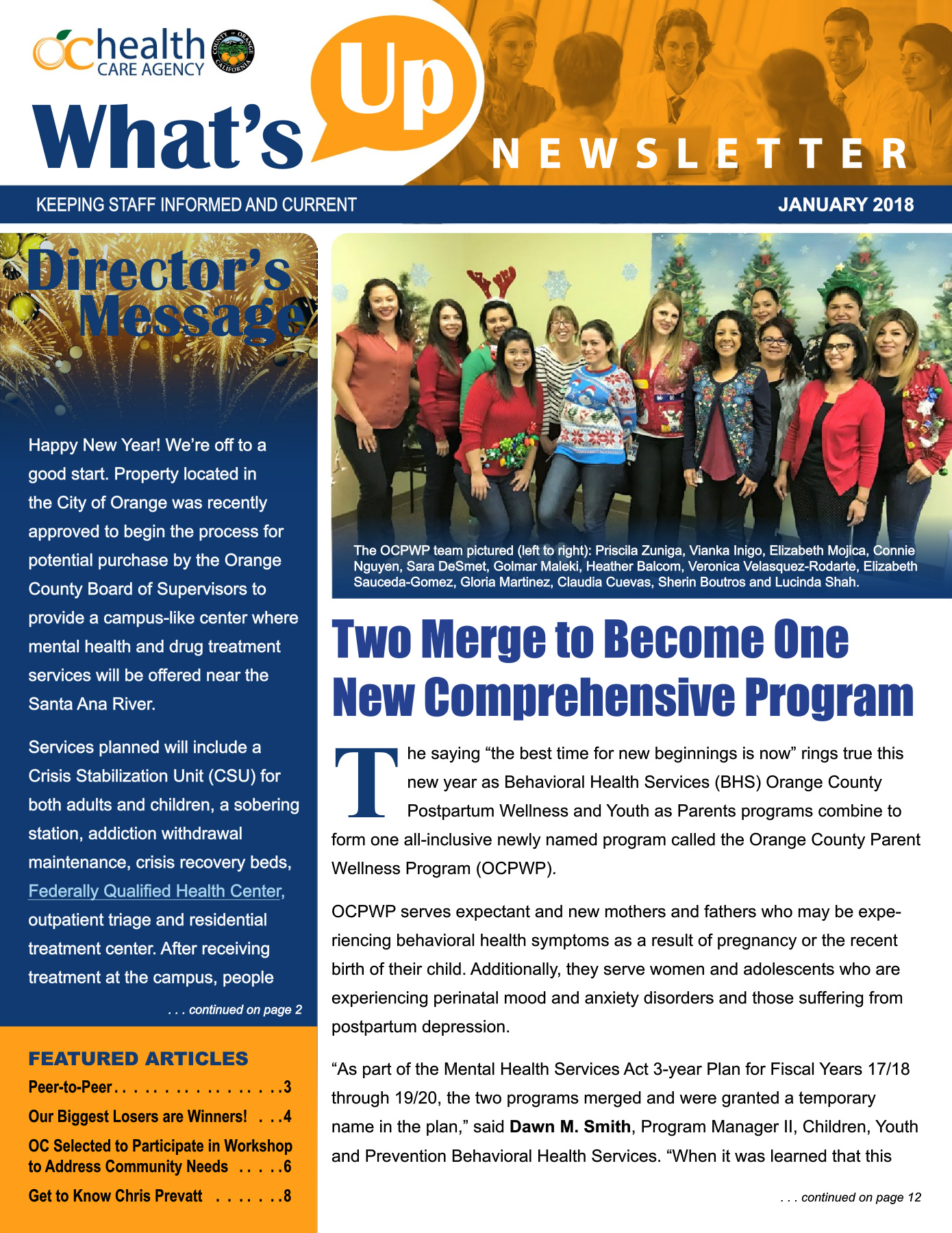 January 2018 Newsletter Pages 1 12 Text Version Anyflip
