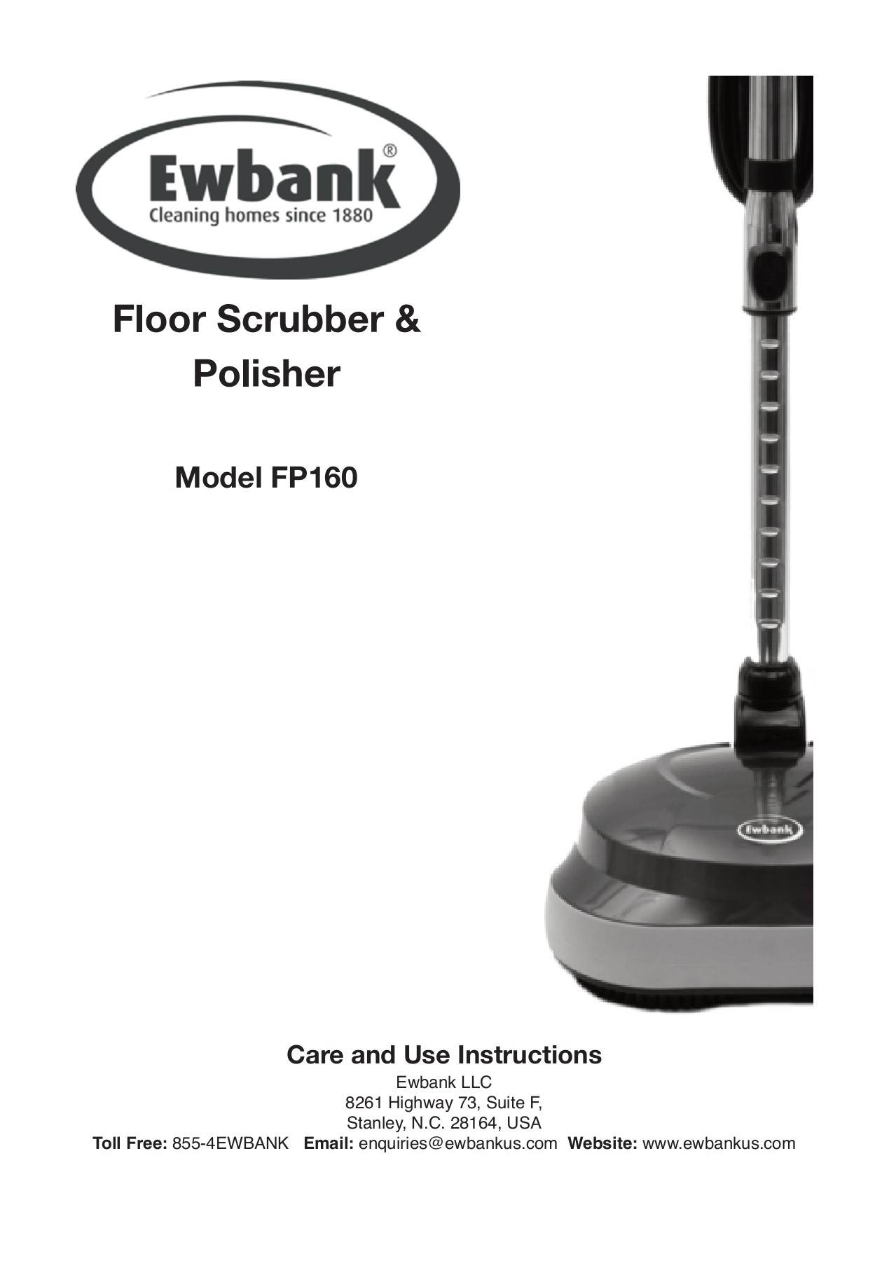 Floor Scrubber Polisher The Home