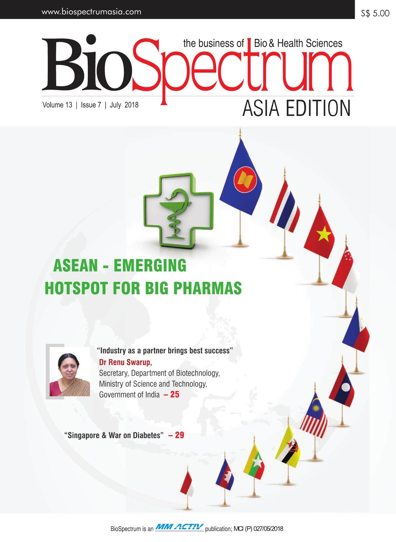 Biospectrum Asia July 2018 Pages 1 50 Text Version Anyflip Sell Replacement Part Of Pellet Stove Circuit Board By Ningbo Hitech