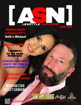 Swinger lifestyle magazine