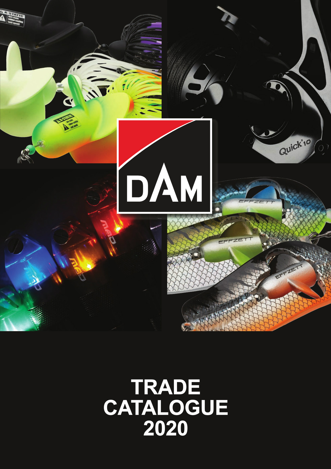 DAM Fighter Pro Neoprene Gloves Water-Resistant Insulating M L XL Sizes