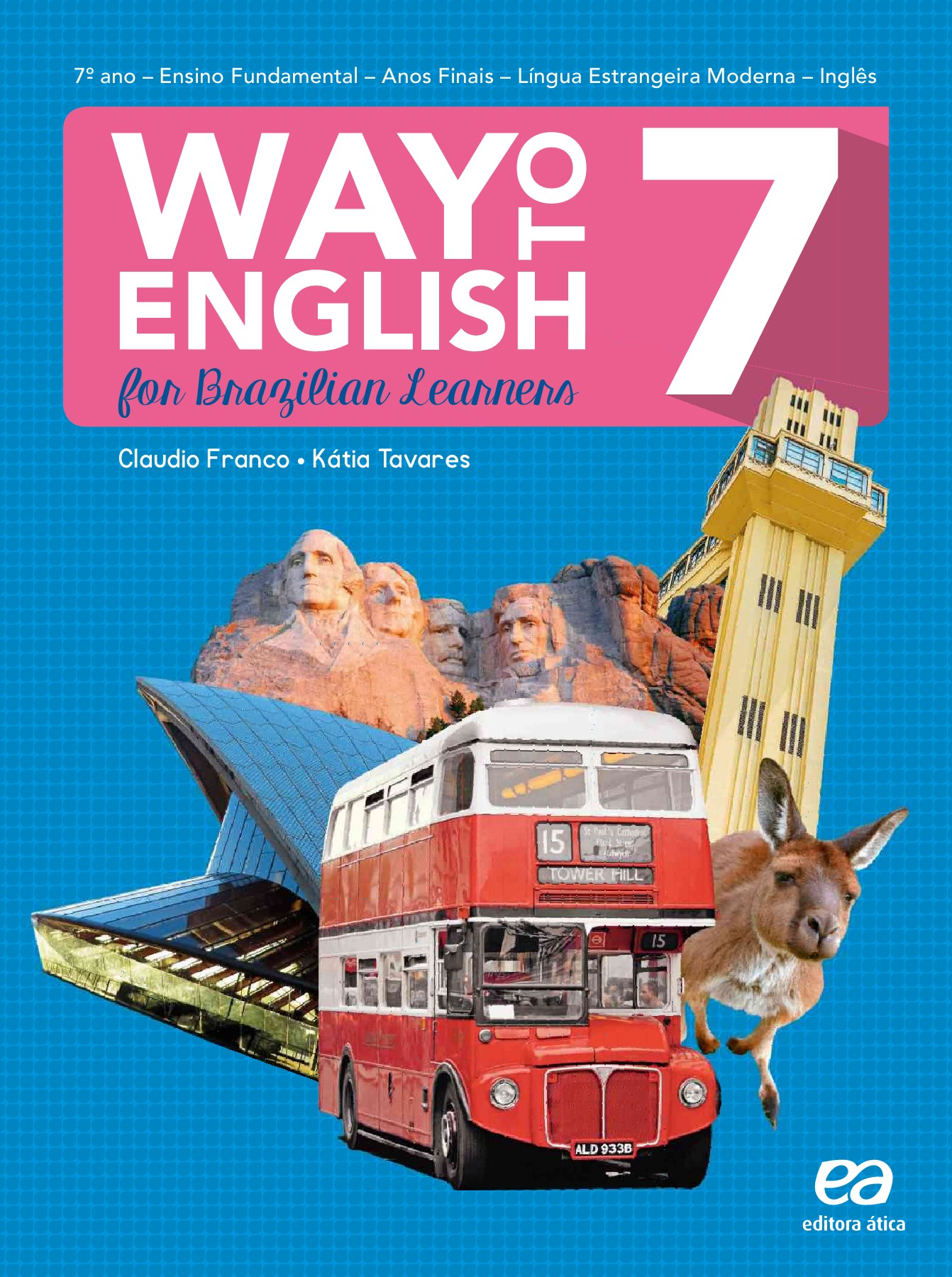 Way to english 7 ano clique no ltimo boto para ver em tela way to english for brazilian learners ensino fundamental ii pnld 2017 claudio franco ktia tavares fandeluxe Choice Image
